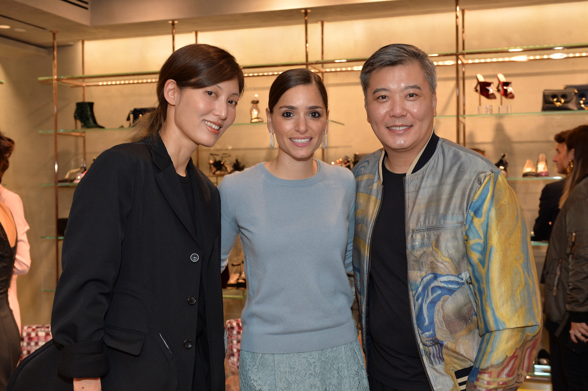Valerie Chow, Jennifer Chamandi, Peter Cheung
