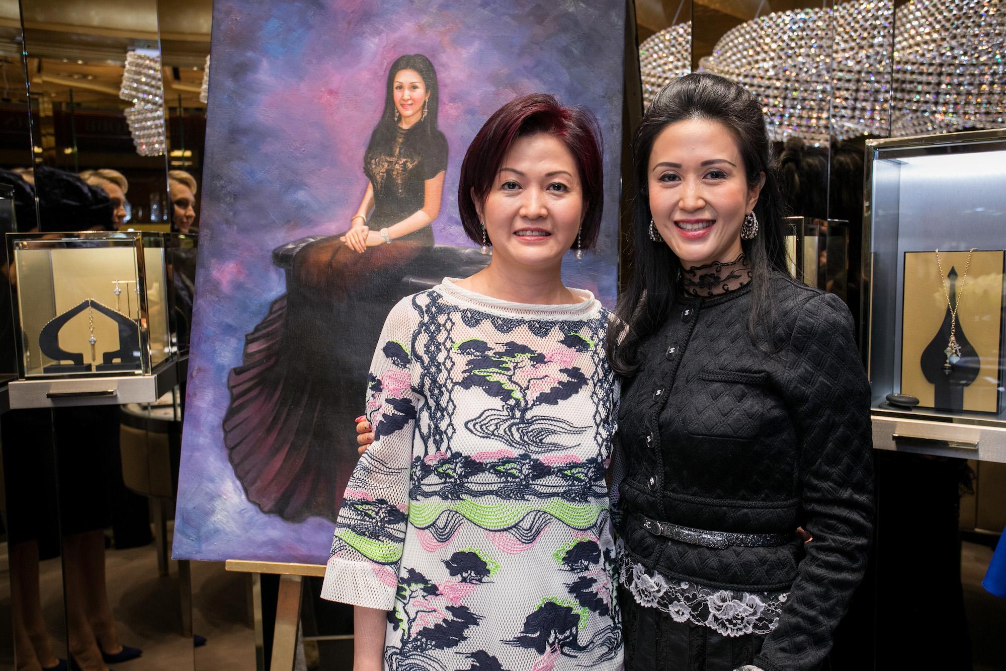 Leta Lau, Lianne Lam