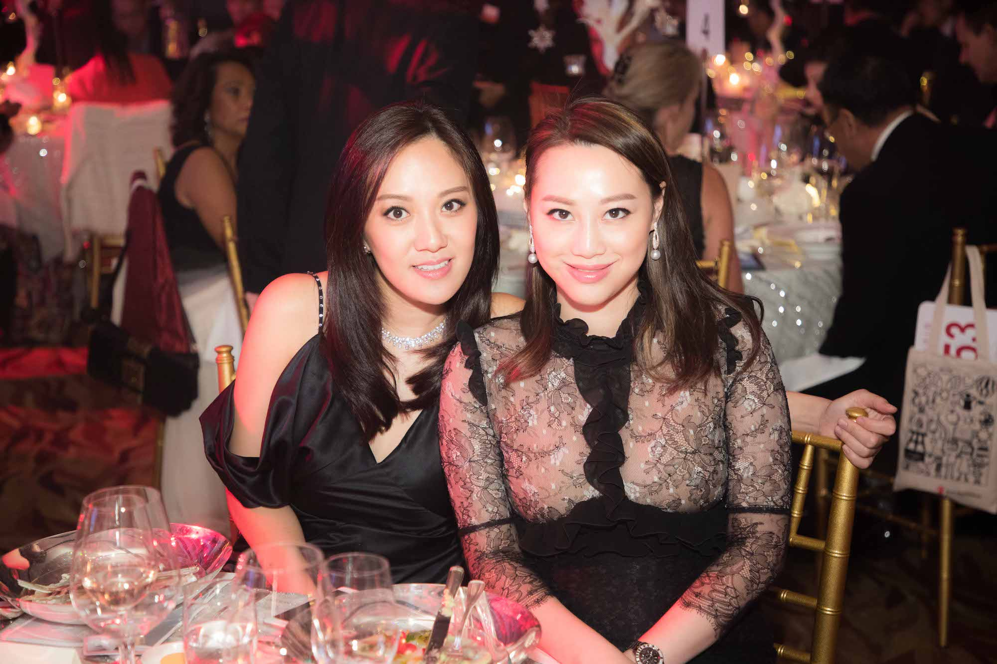 Jenny Chau, Josephine Chiu