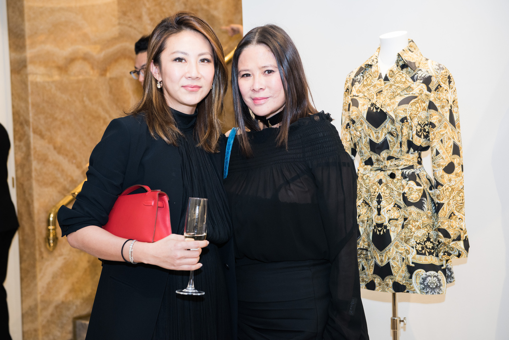 Adrienne Hui, Yvette Yung