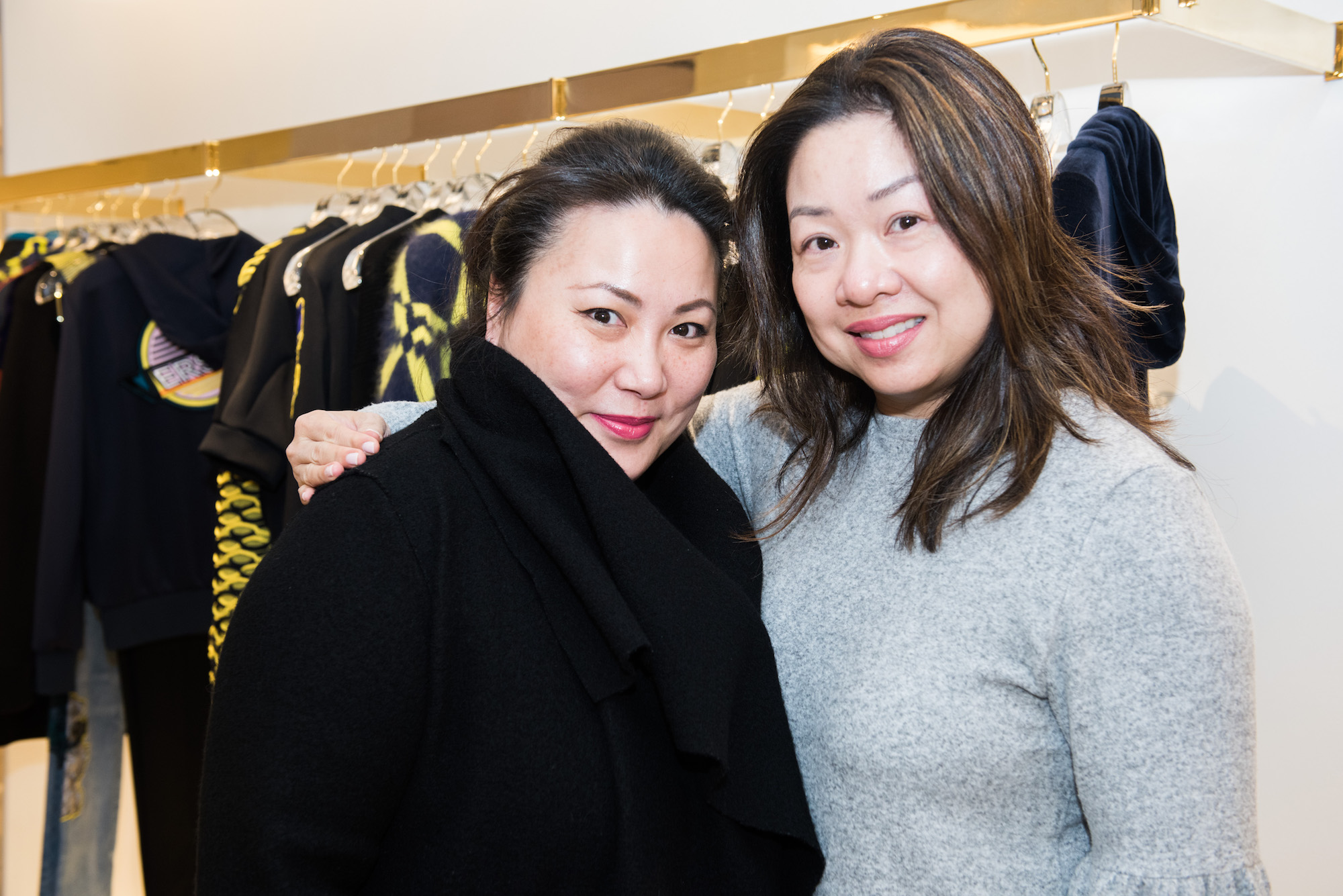 Charmaine Li, Candice Suen-Sieber