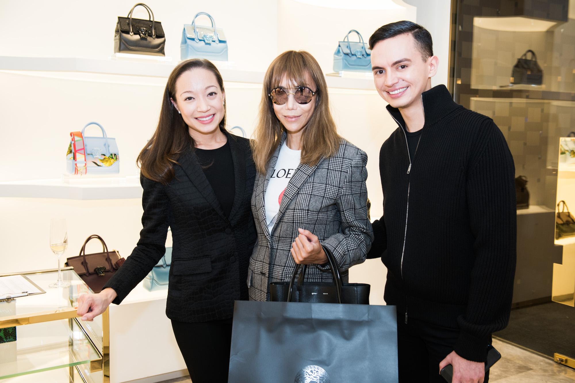 Kimberly Hu, Mira Yeh, Christian Barlow