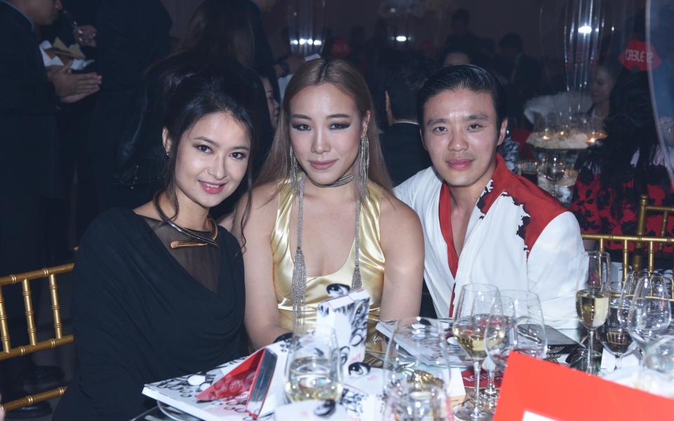 Queenie Mak, Feiping Chang, Jonathan Cheung