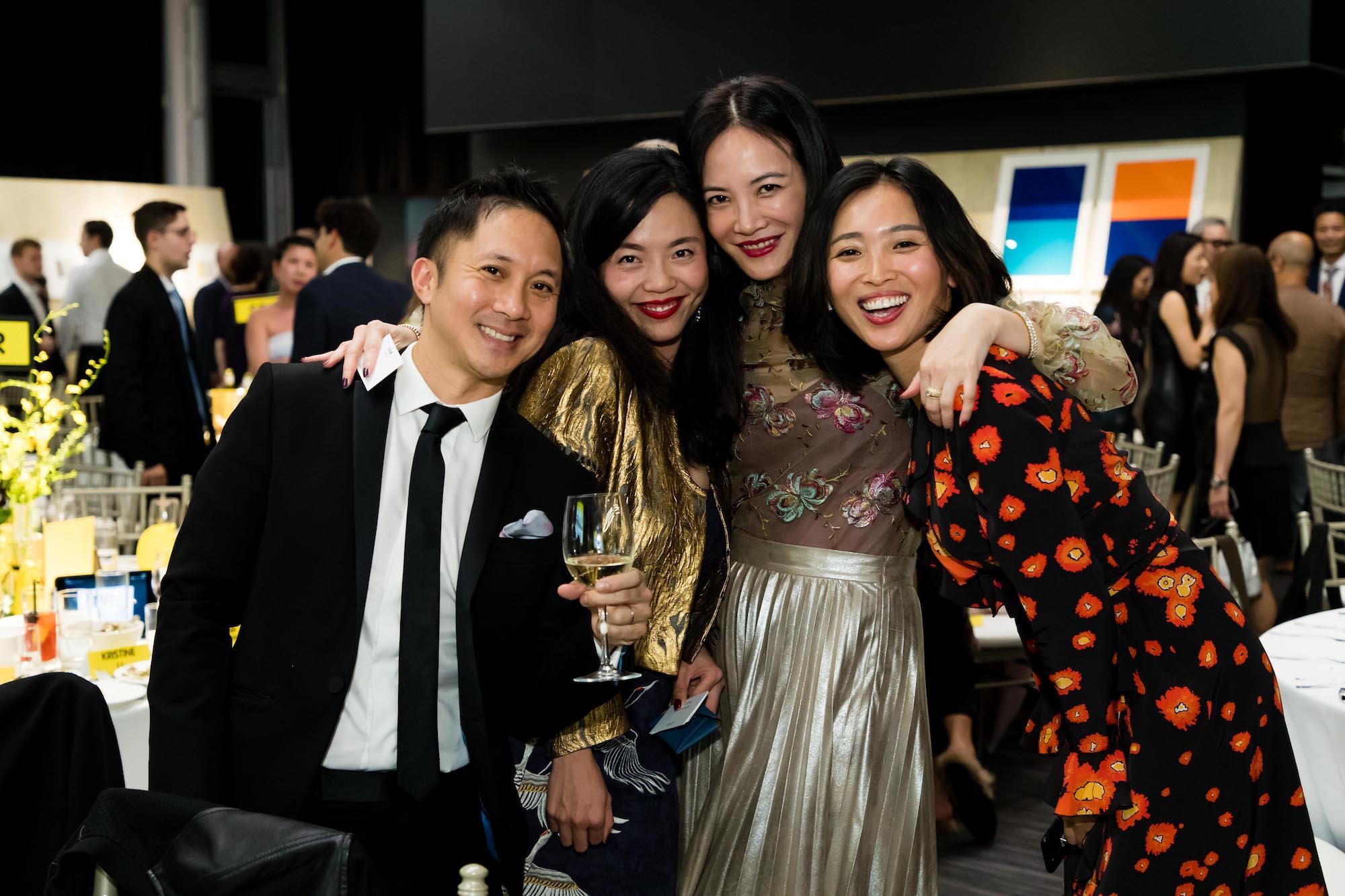 Jehan Chu, Lih Sin Tsai, Nicola Chu, Ying Li