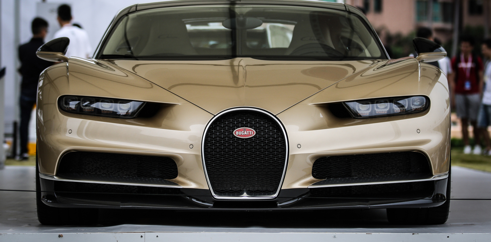 5 Things To Know About The New Bugatti Chiron | Hong Kong Tatler