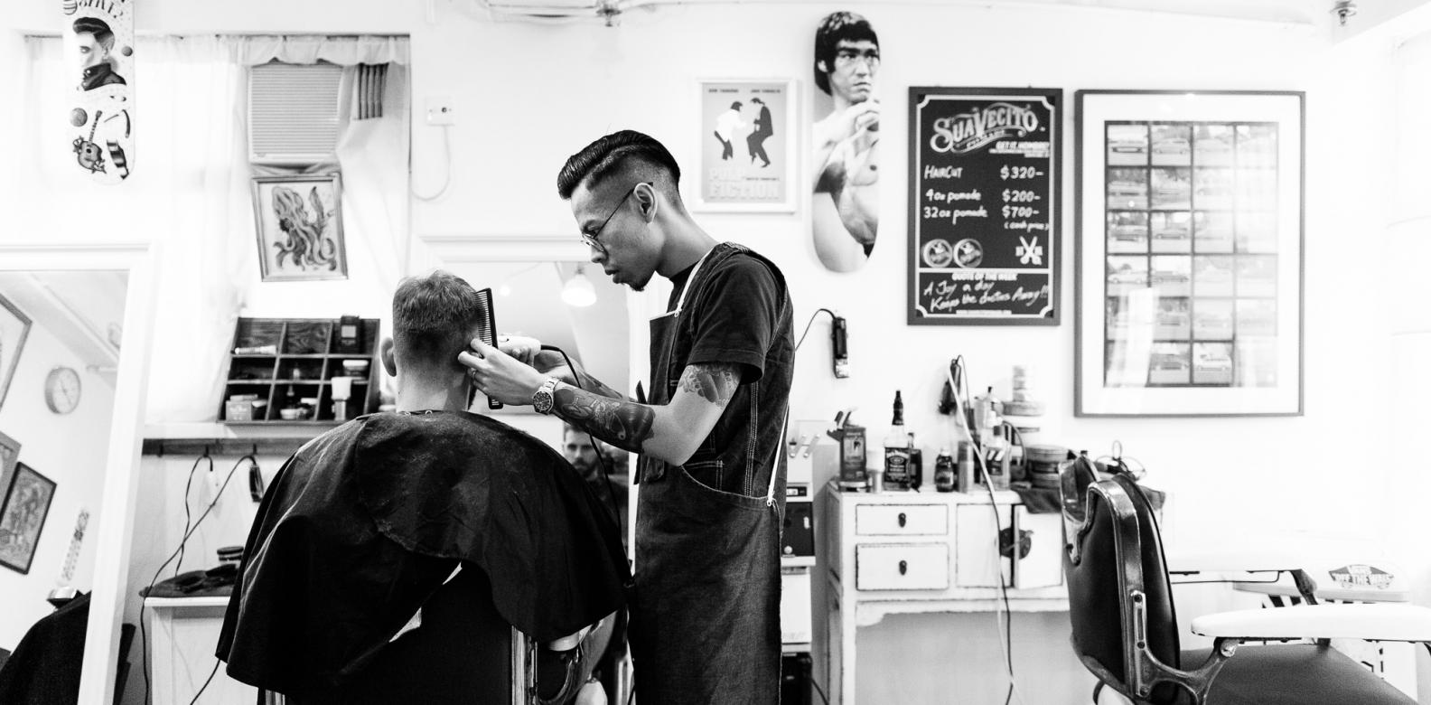 9 Hong Kong Barber Shops Every Gentleman Should Know Hong Kong Tatler