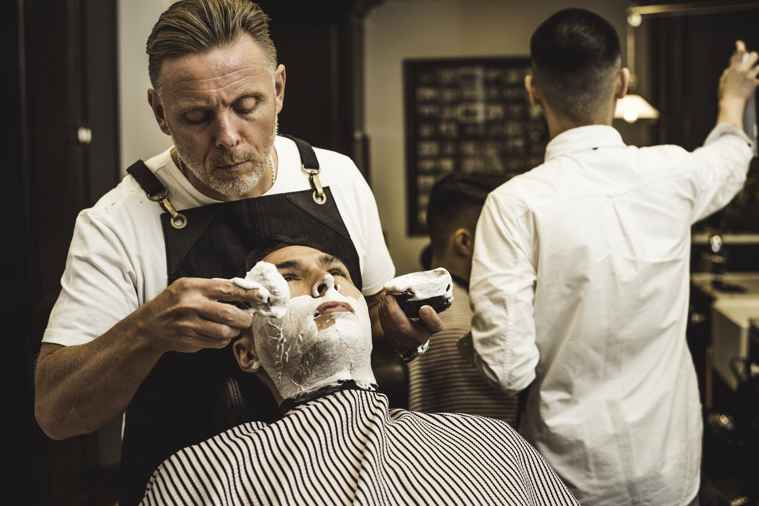 9 Hong Kong Barber Shops Every Gentleman Should Know Hong Kong Tatler