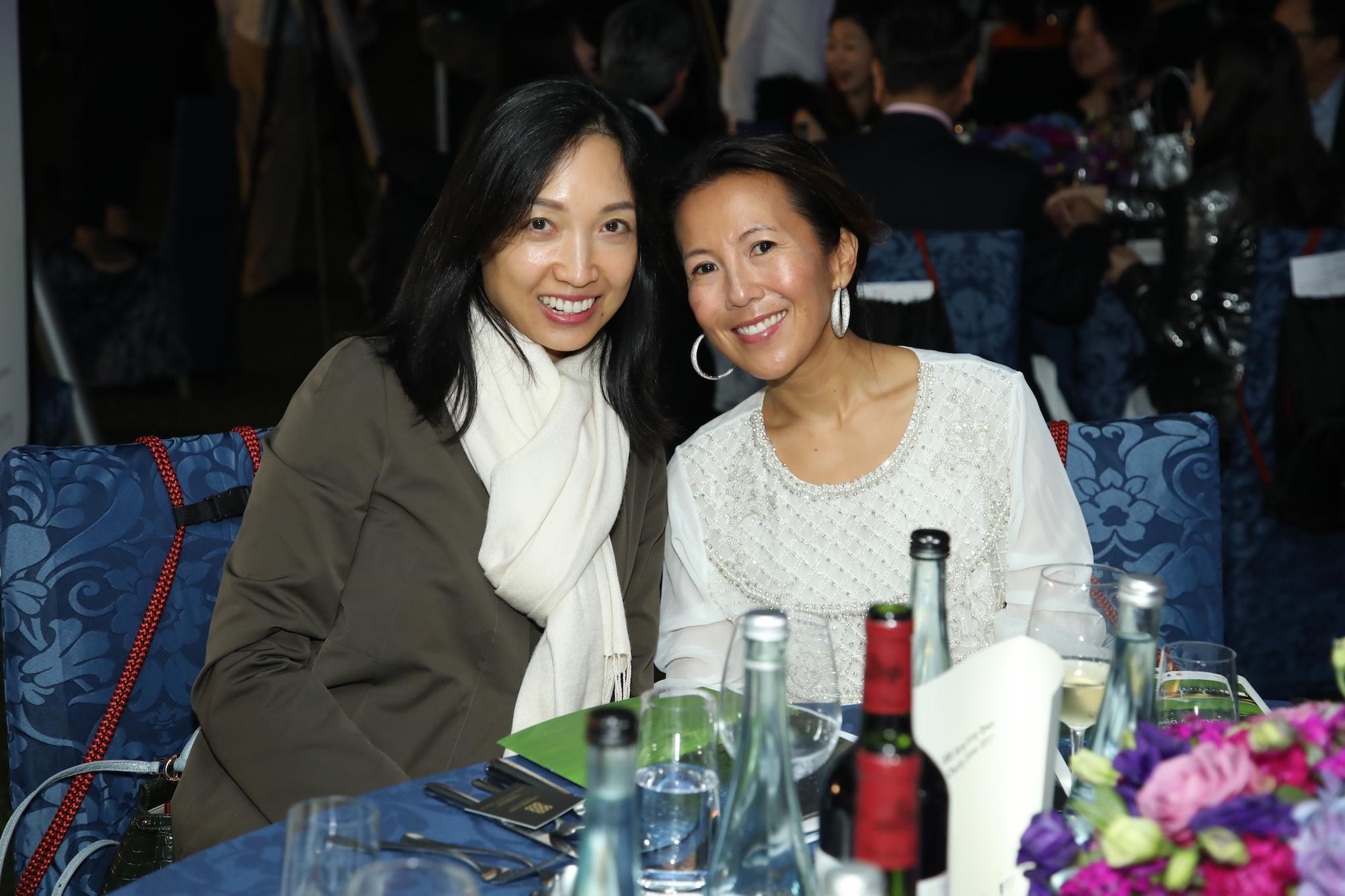 Ann Cha, Jacinta Yu-Kuok