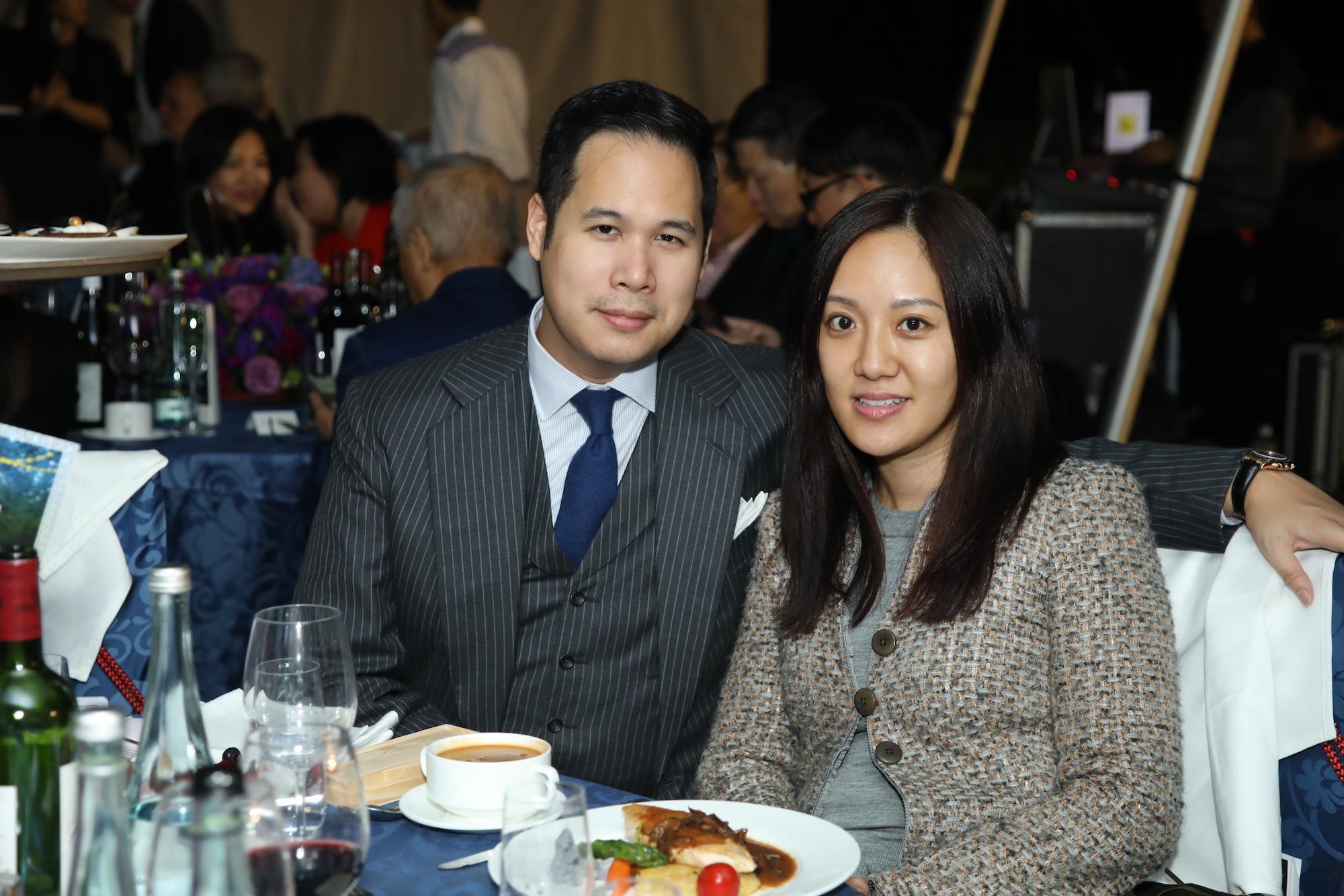 Brandon Chau, Jenny Chau