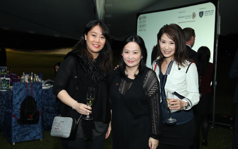 Jennifer Liu, Jo Soo-Tang, Juliana Lam
