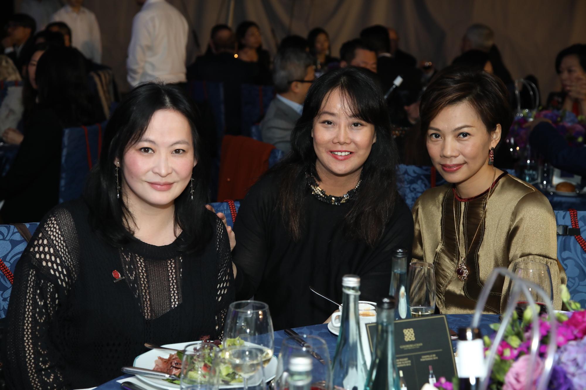 Jo Soo-Tang, Jennifer Liu, Yvonne Cheung-Ma