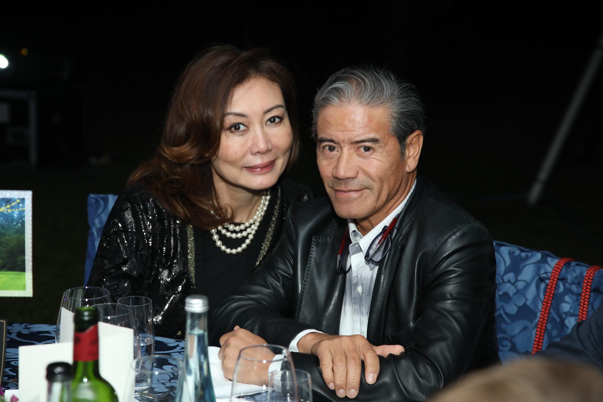 Paulene Cruz, Tony Cruz