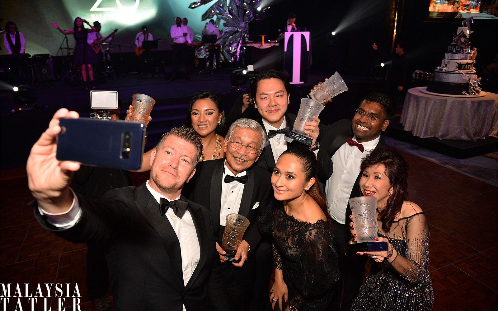 Tatler Ball 2017 Award Winners