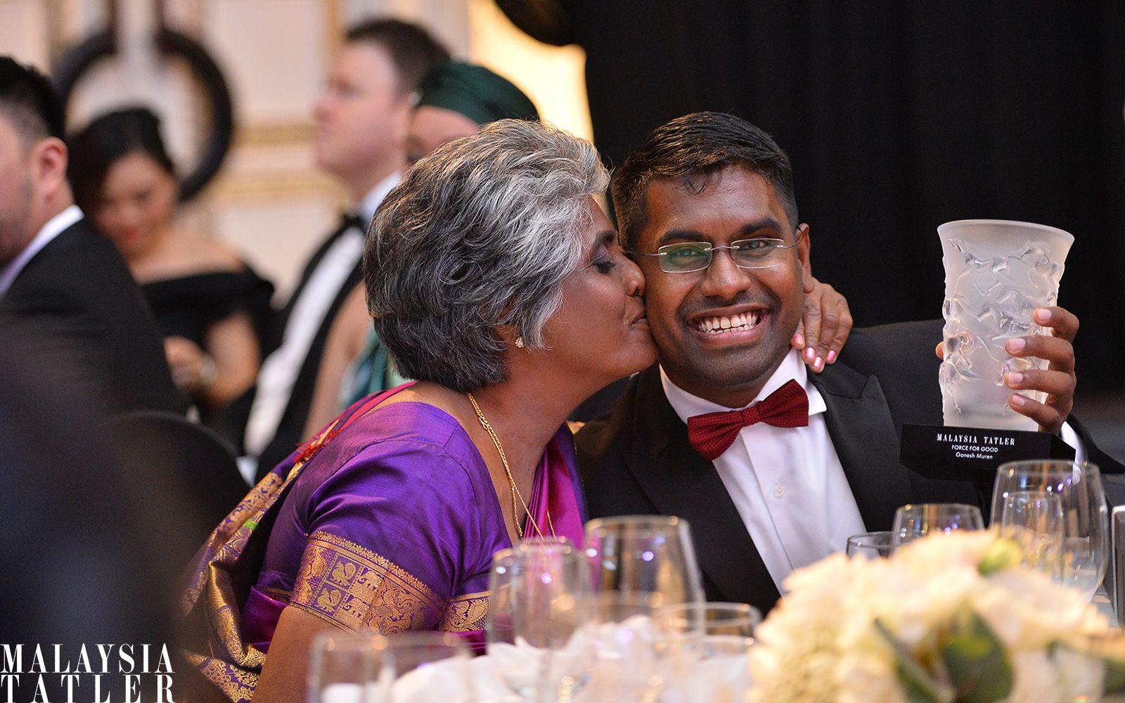 Premah Chellapan and Ganesh Muren