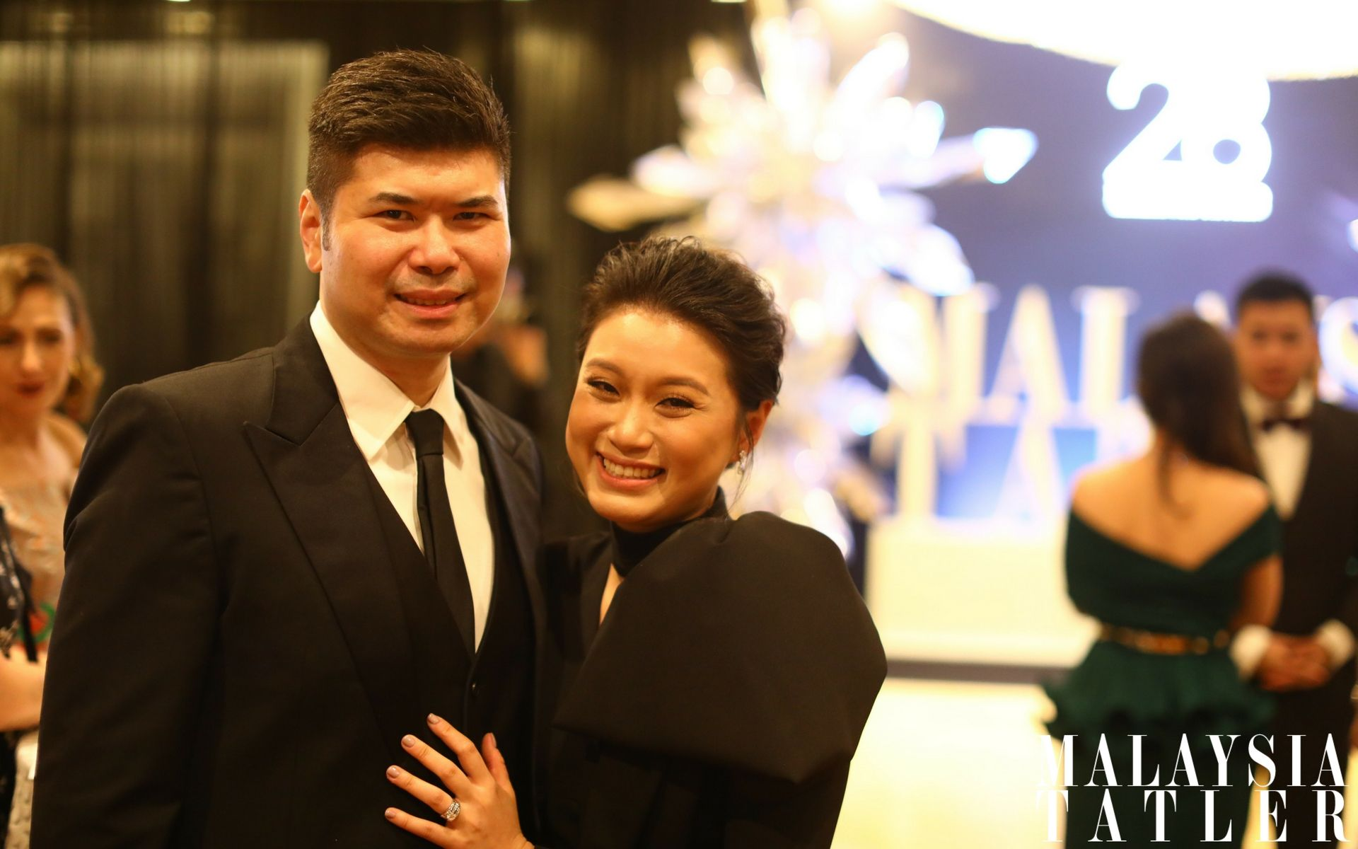 Ronald and Elvina Ling