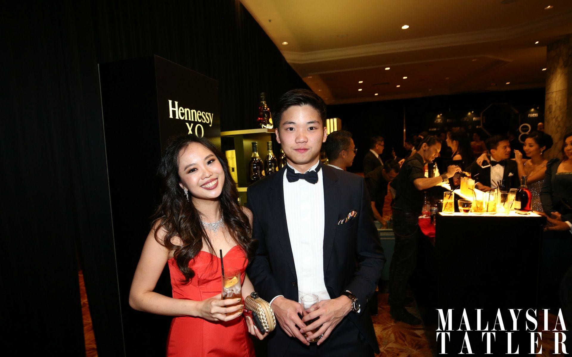 Yap Po Leen and Garvy Beh