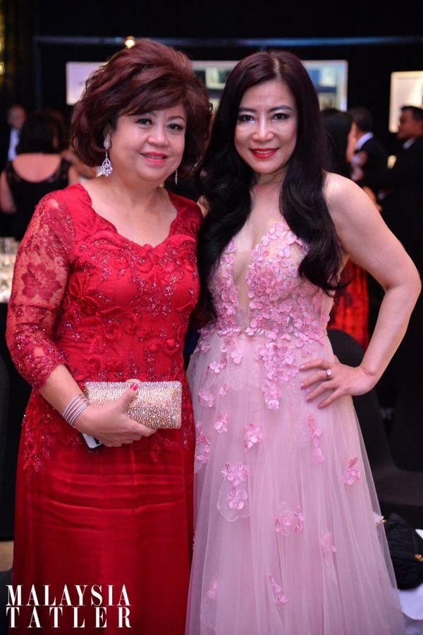 Dato' Alice Choon and Dato' Reiss Tiara