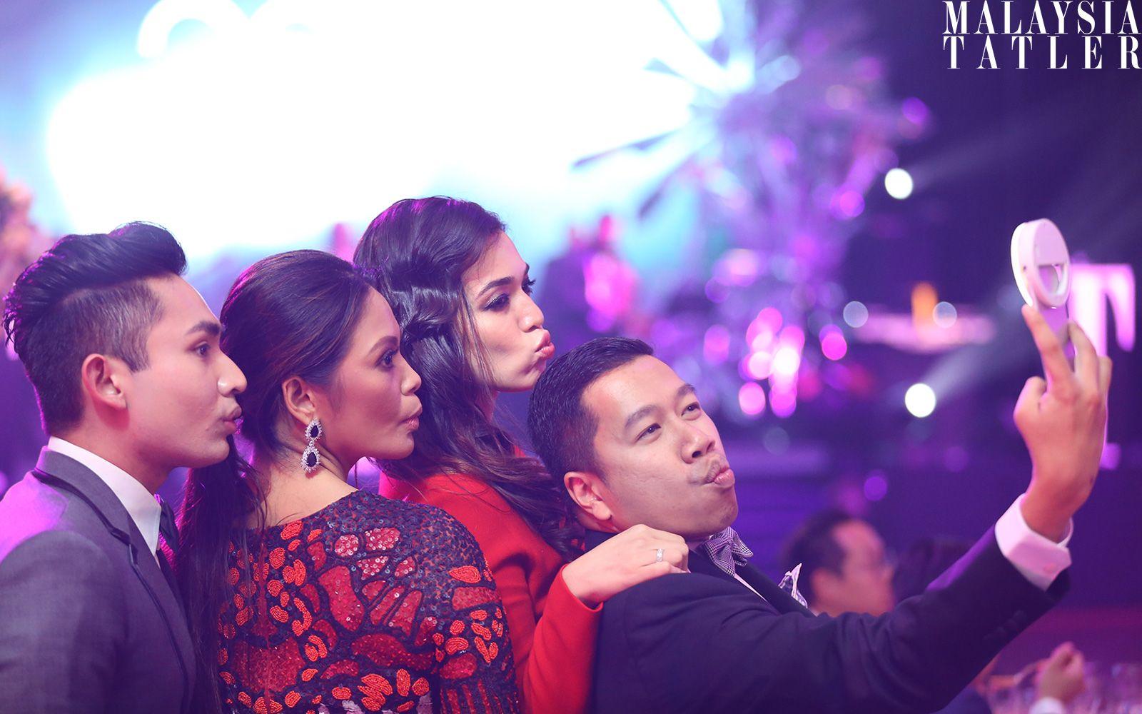 Aliff Hazwan, Zaireen Ibrahim, Izanna Salleh and Ferhat Nazri Aziz