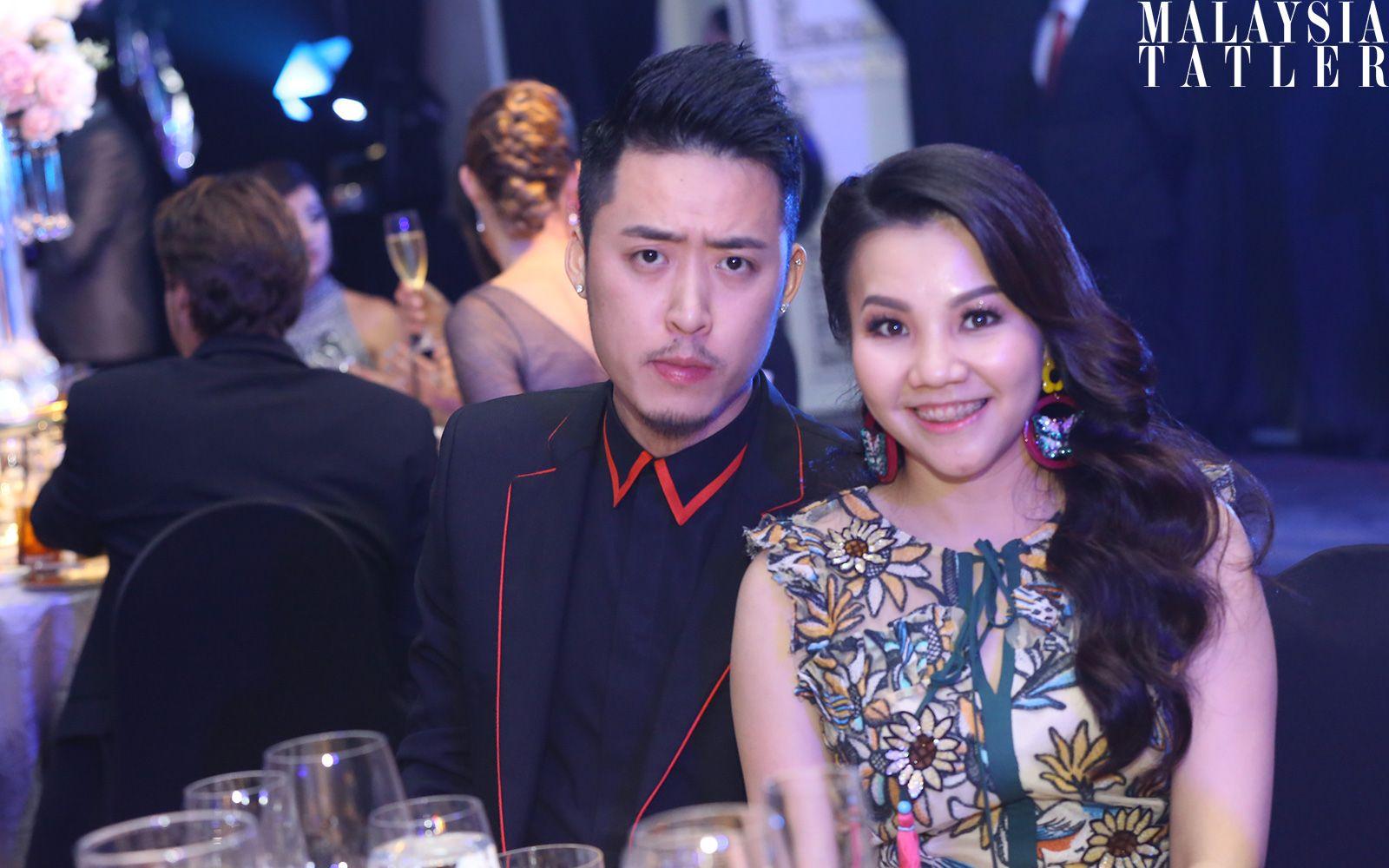 Bryan Loo and Sally Quah