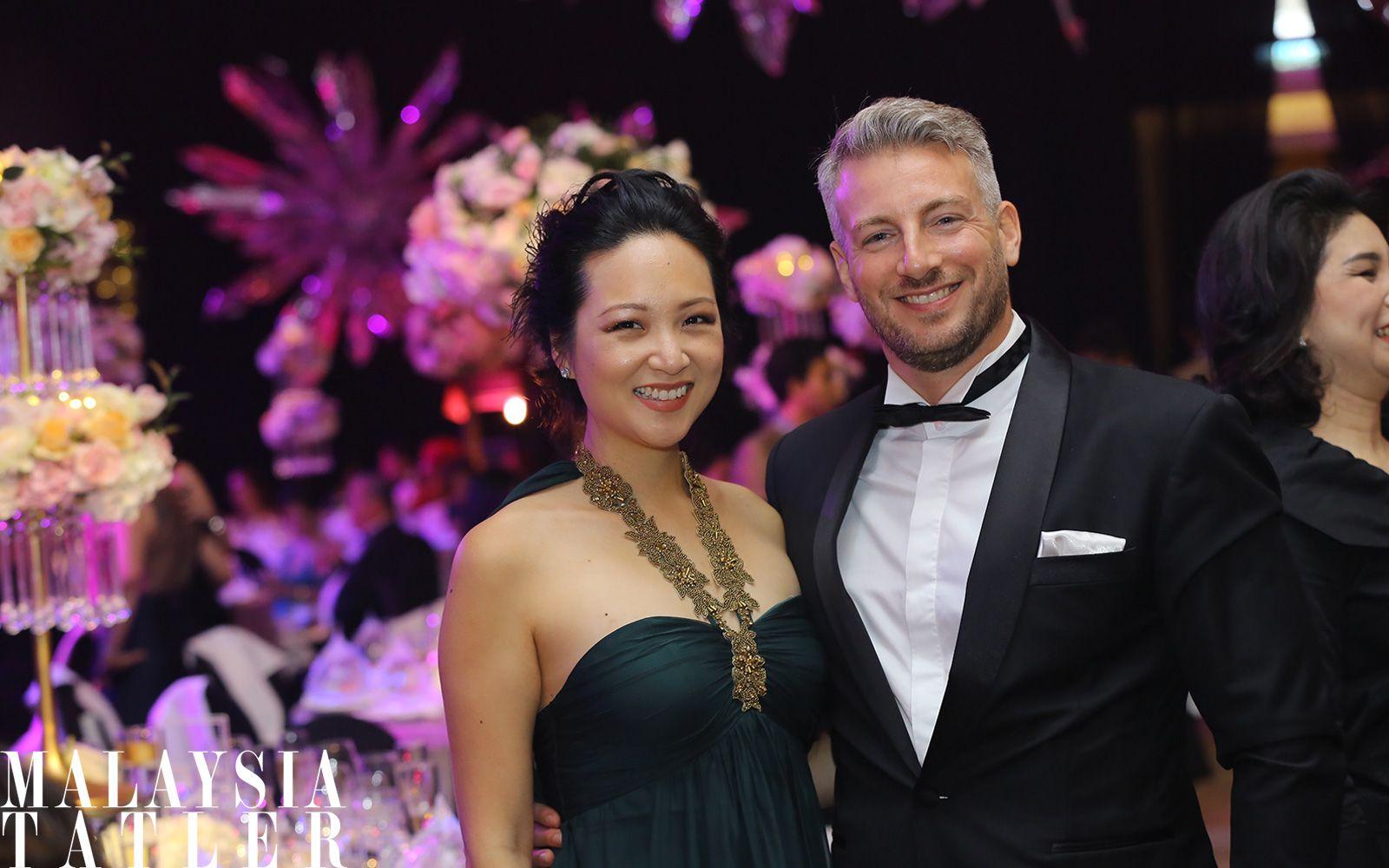 Gabrielle Tan-Helfman and Michael Helfman