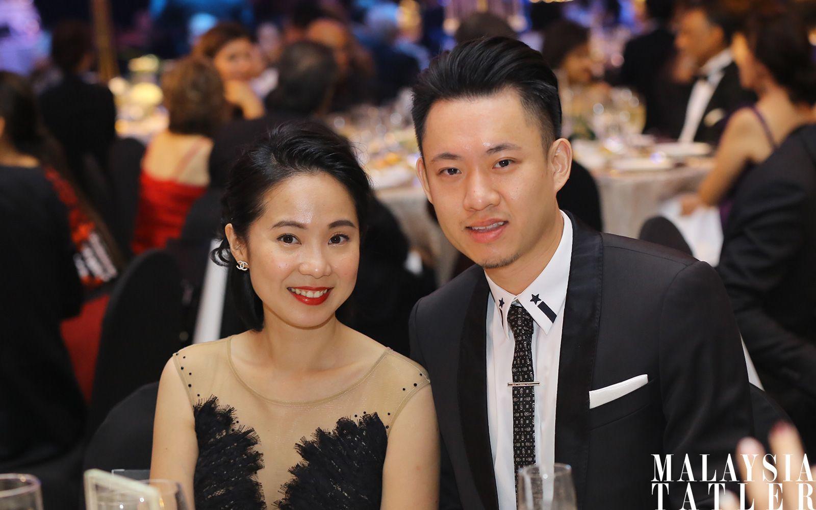 Lim Siew Yin and Ryan Loo Chung