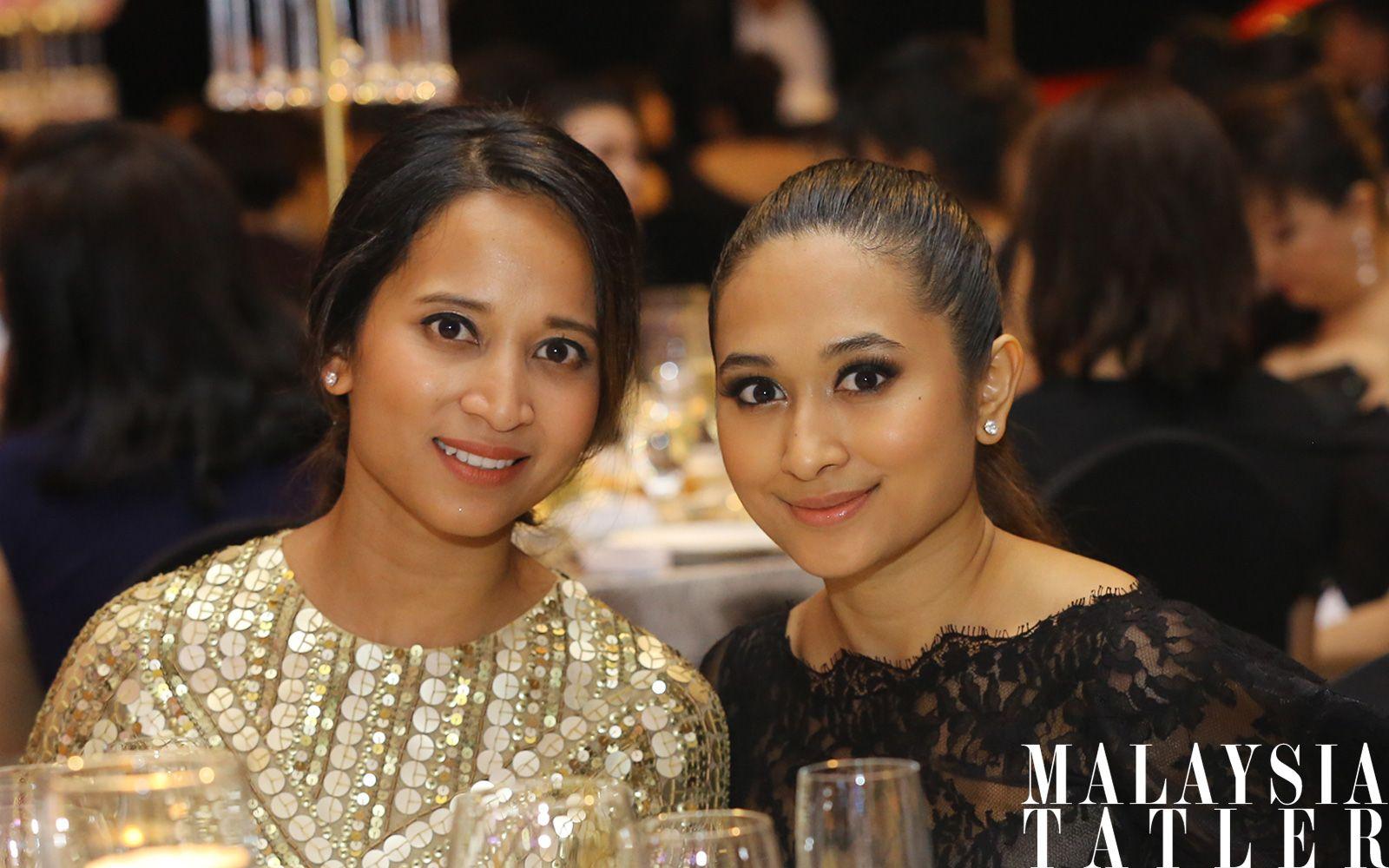 Nur Diana Nasimuddin and Nur Nadia Nasimuddin