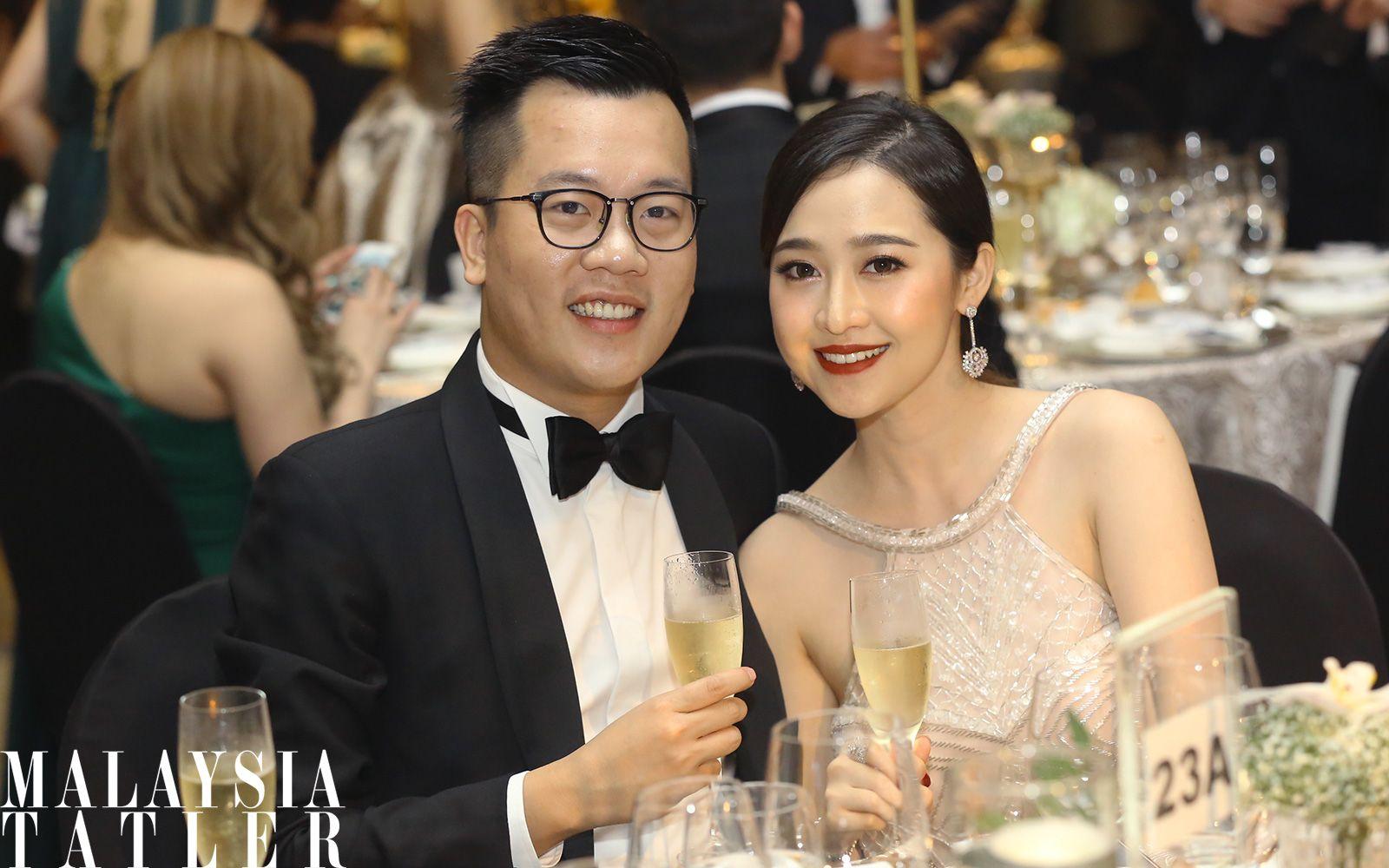 Ong Jian Win and Lim Pei Lu
