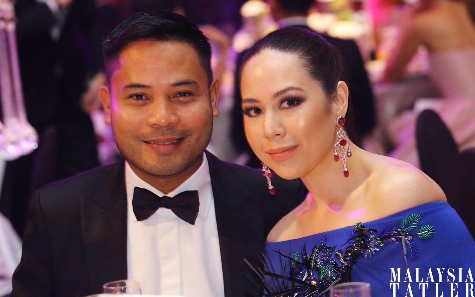 Sahazan Yassin and Kelly Roza