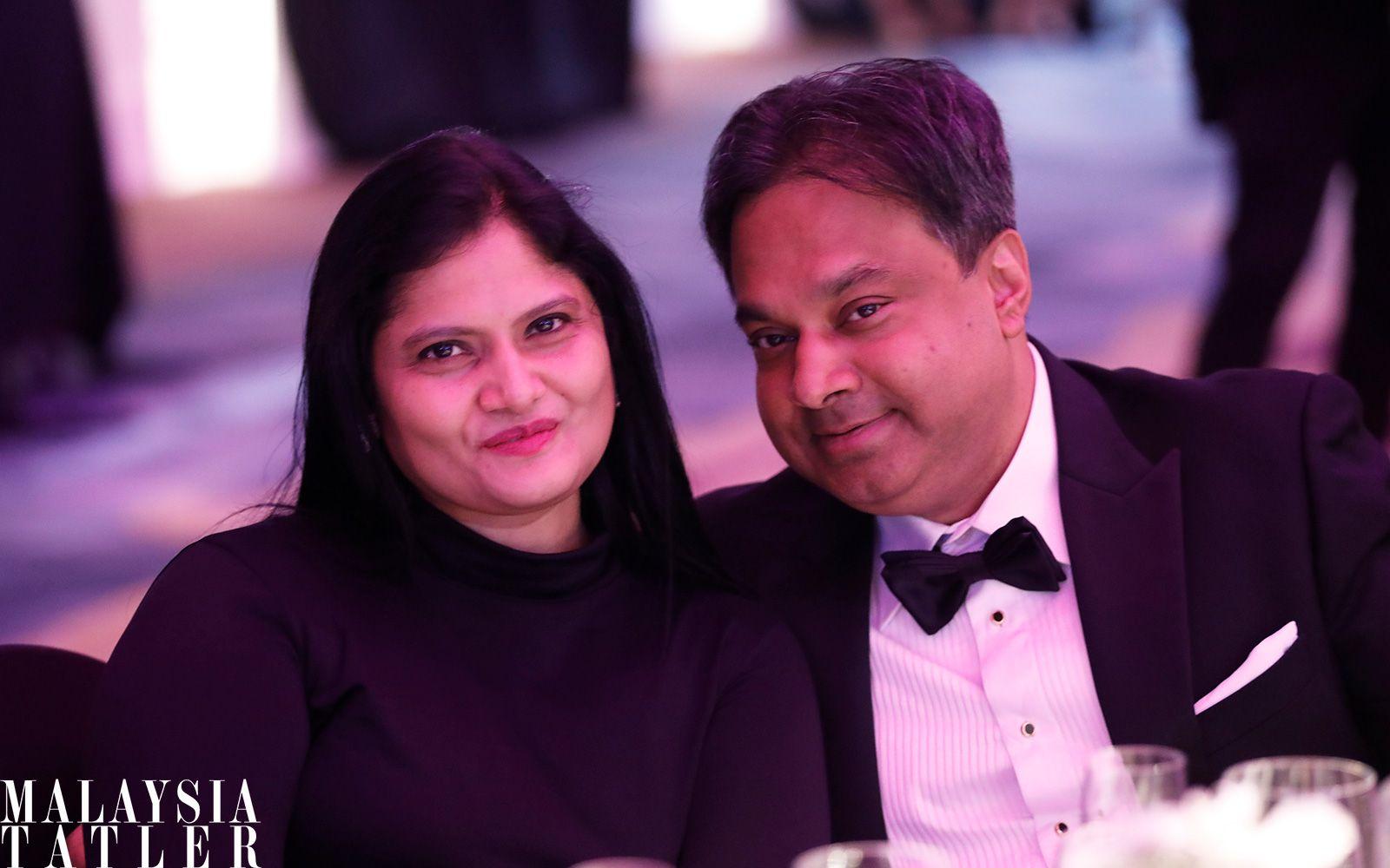 Vimla and Ashwin Rajgopal