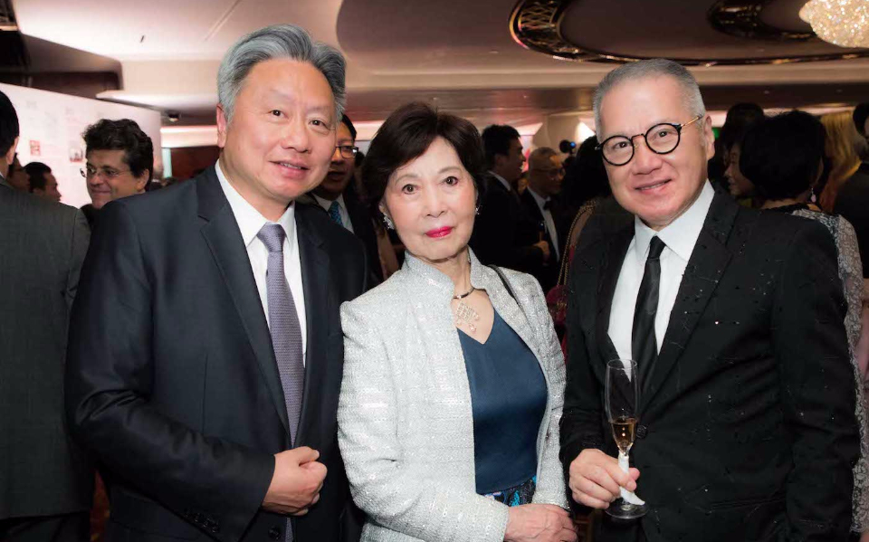 Jimmy Tang, Susan Tang, Simon Kwok