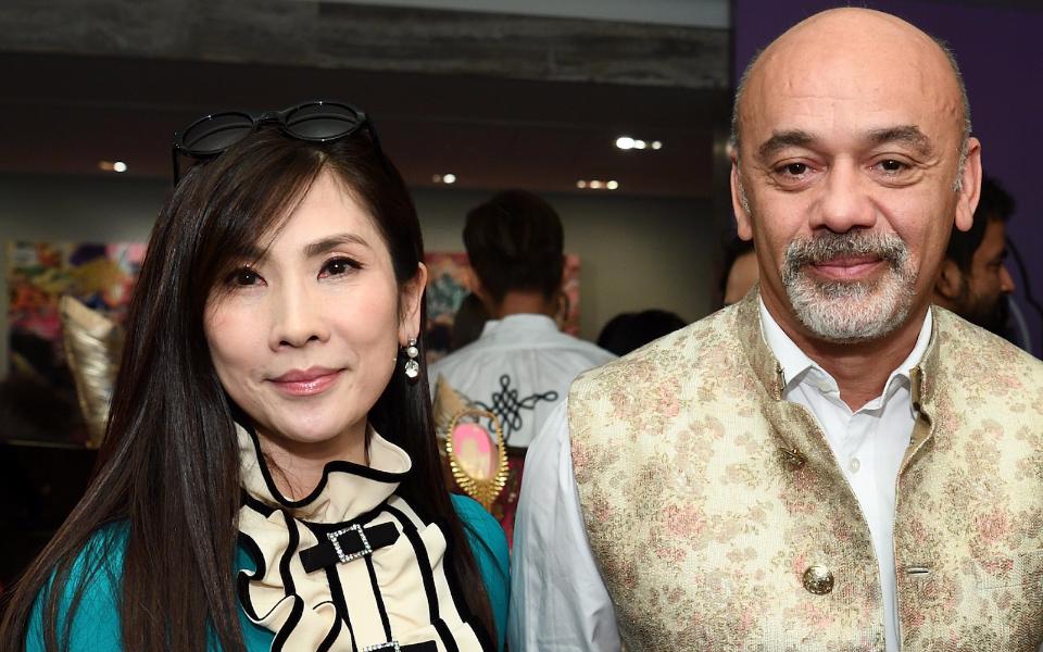 Ming Ho-Tang, Christian Louboutin