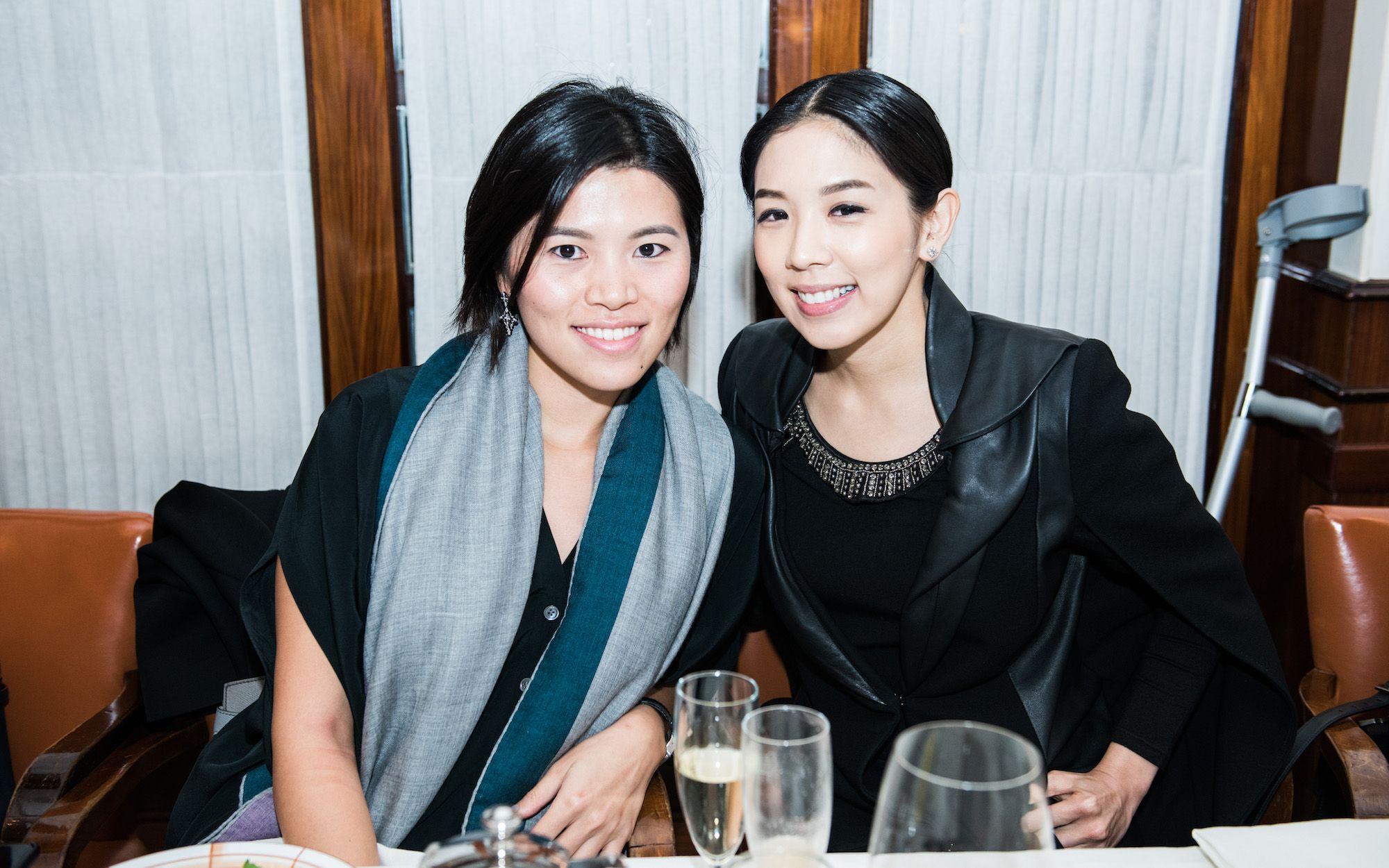 Elina Choi, Carmen Yim