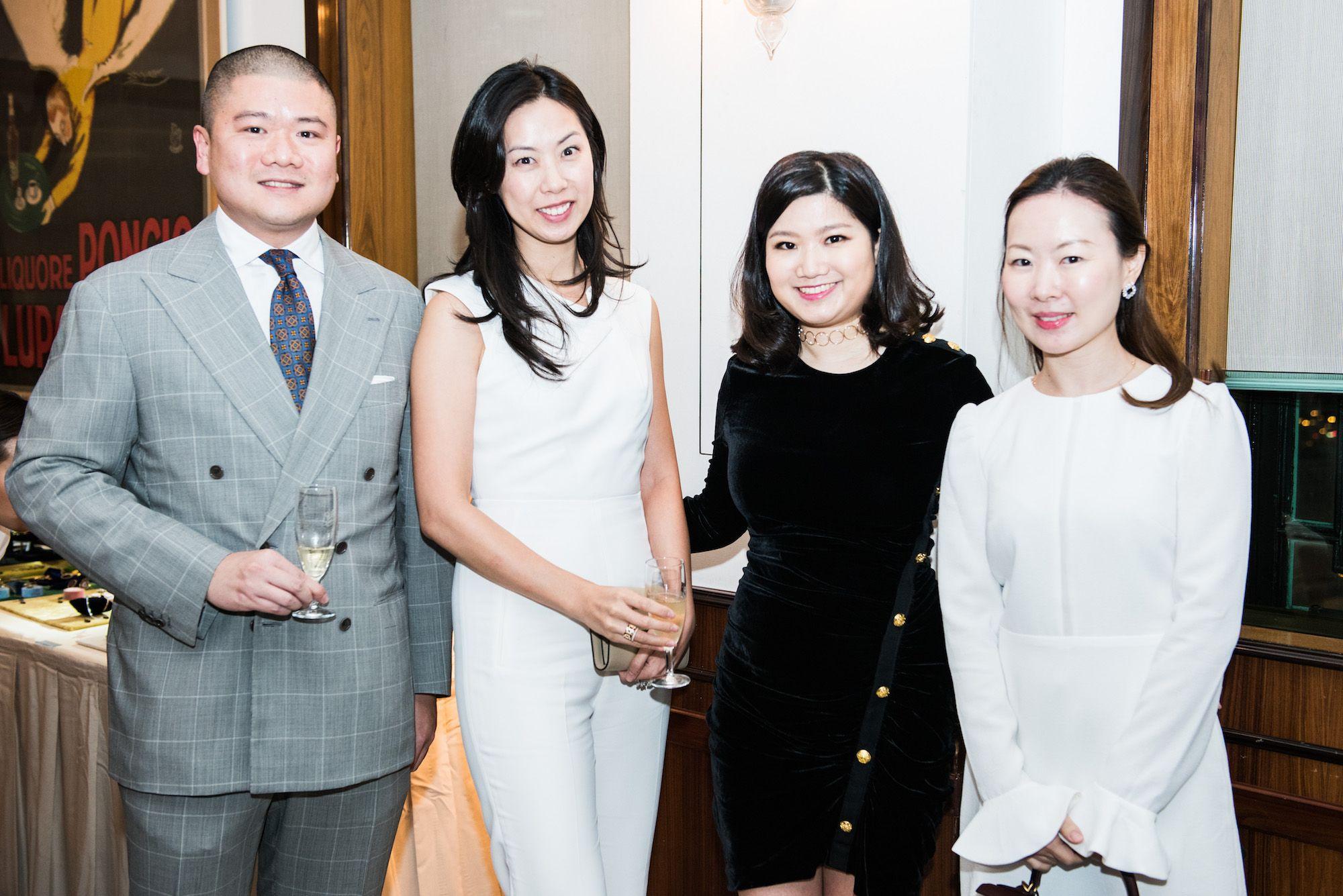 Joel Choi, Stephanie Wong, Carmen Choi, Annabella Ko