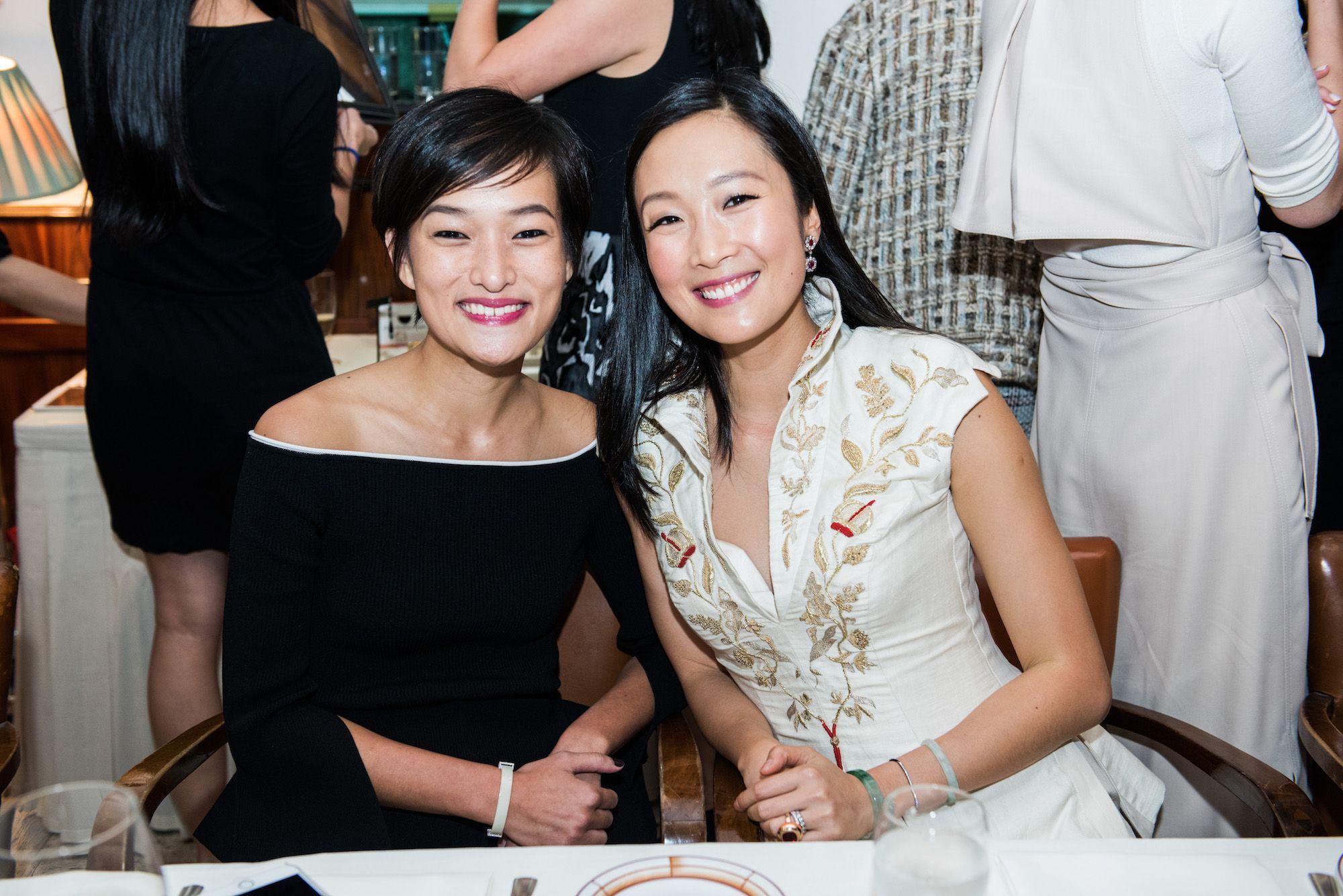 Lorraine Kiang-Malingue, Chelsea Chau-Kuok