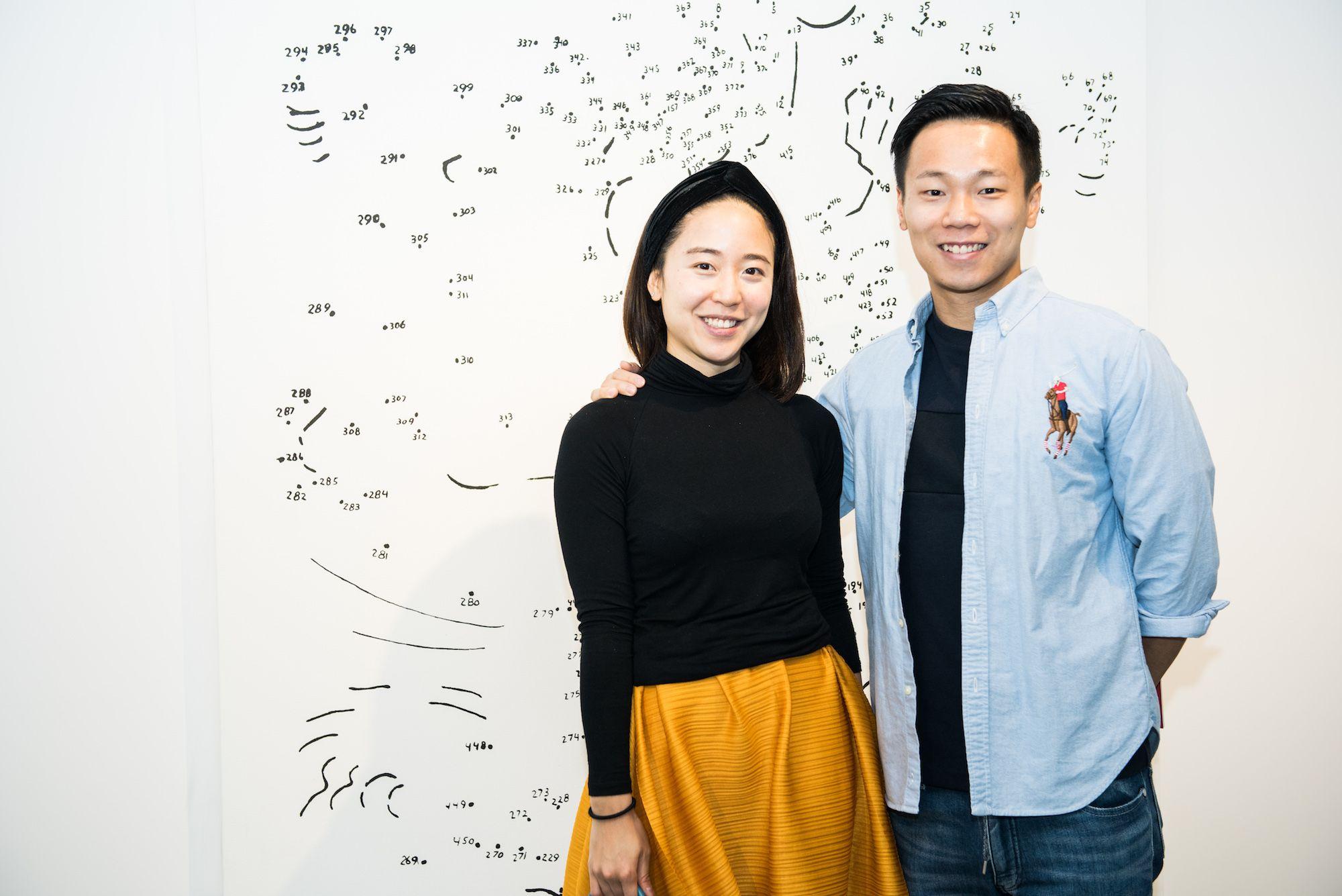 Shea Lam, Jacky Ho