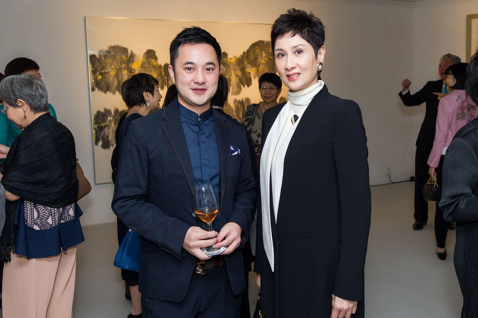 Calvin Hui, Michelle Ong