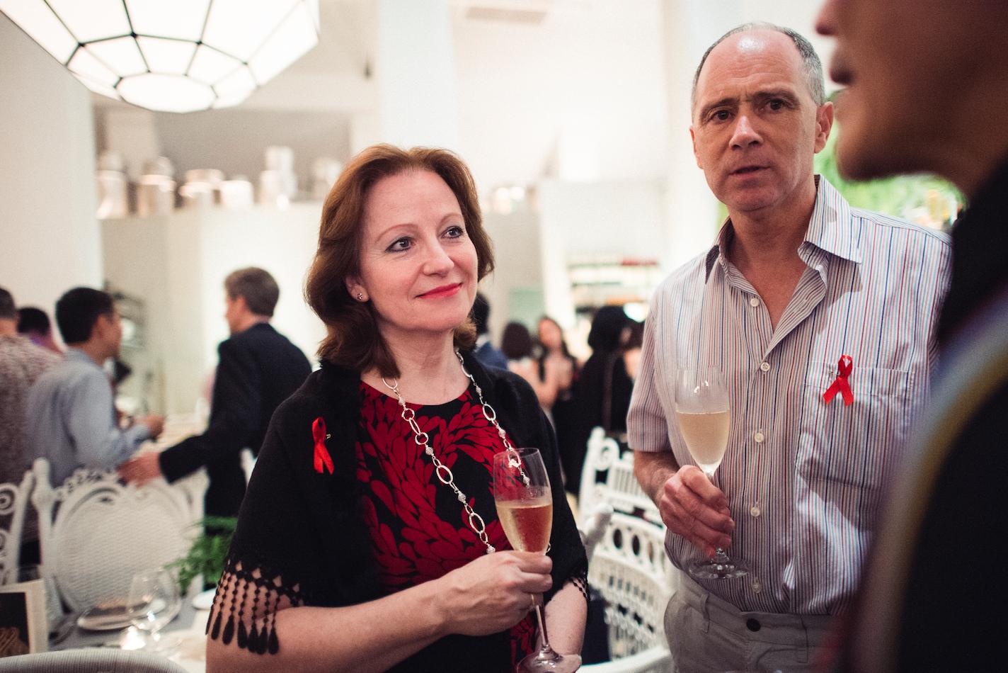 Scott Wightman, Anne Wightman