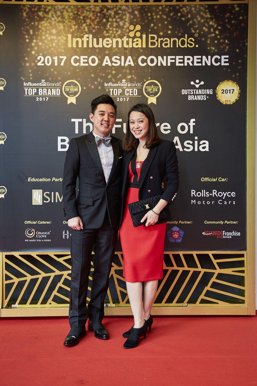 Colin Tan, Sharon Tong