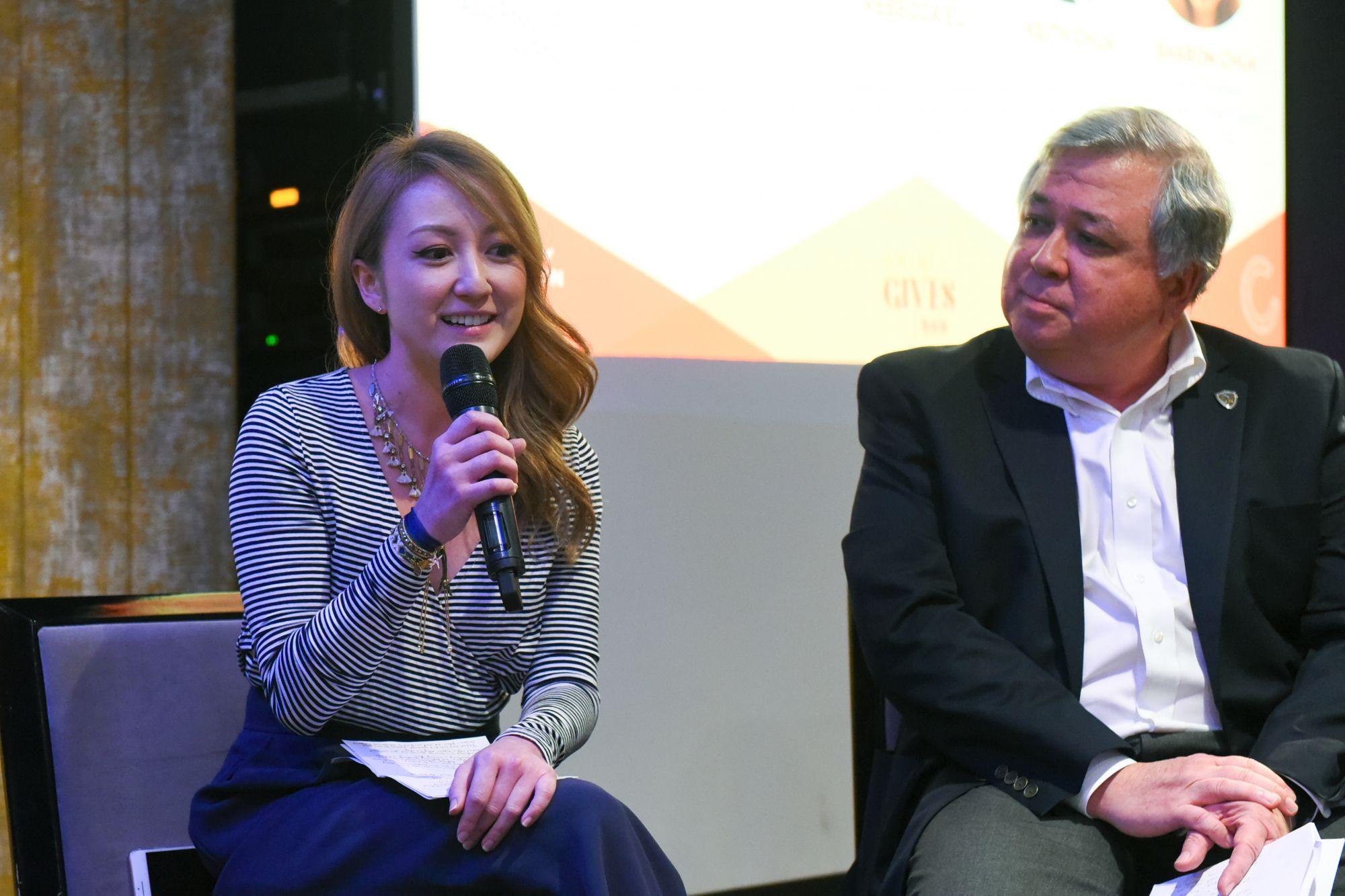 Sharon Chua, Keith Chua