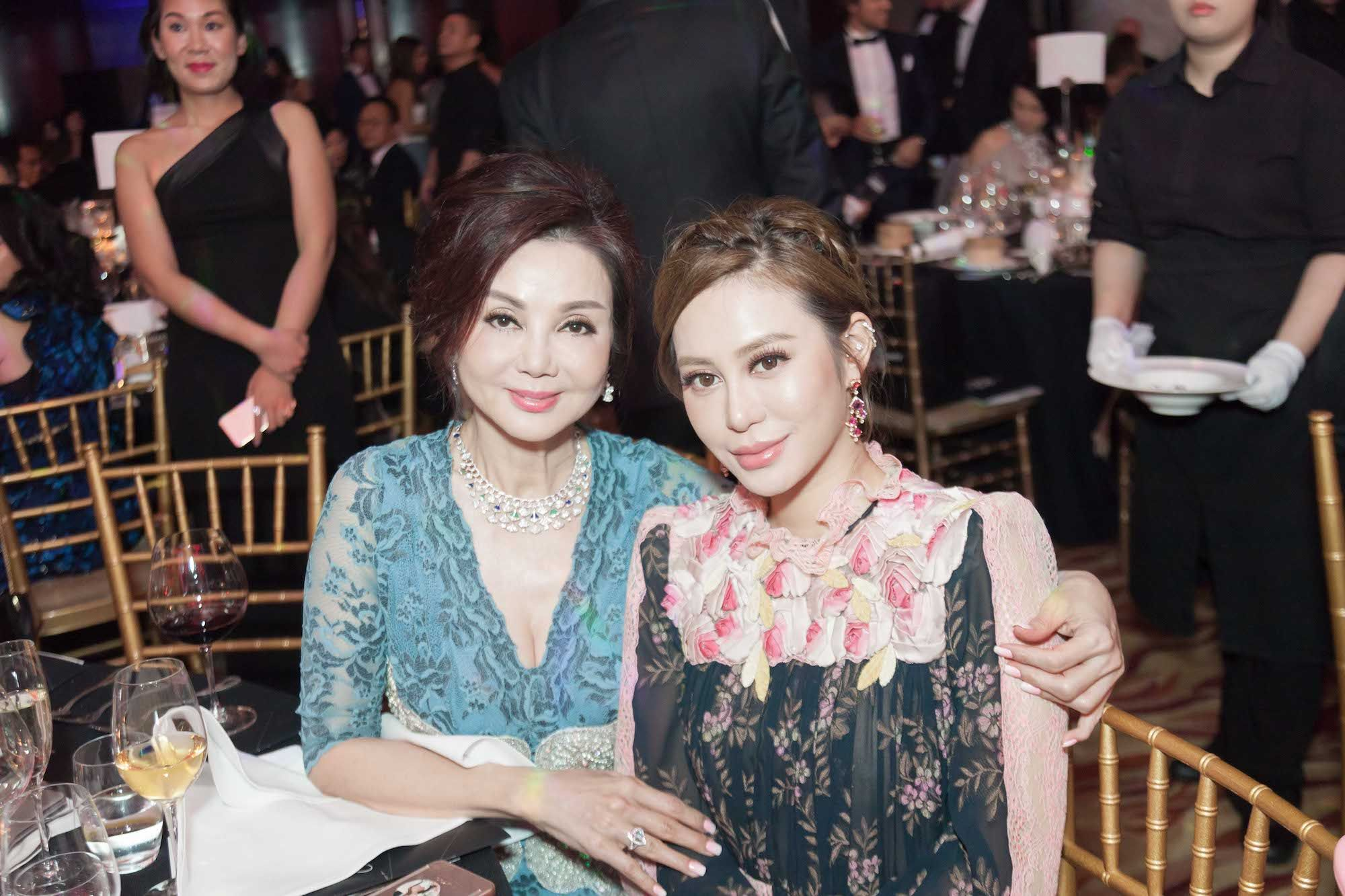 Lynn Hsieh, Eleanor Lam