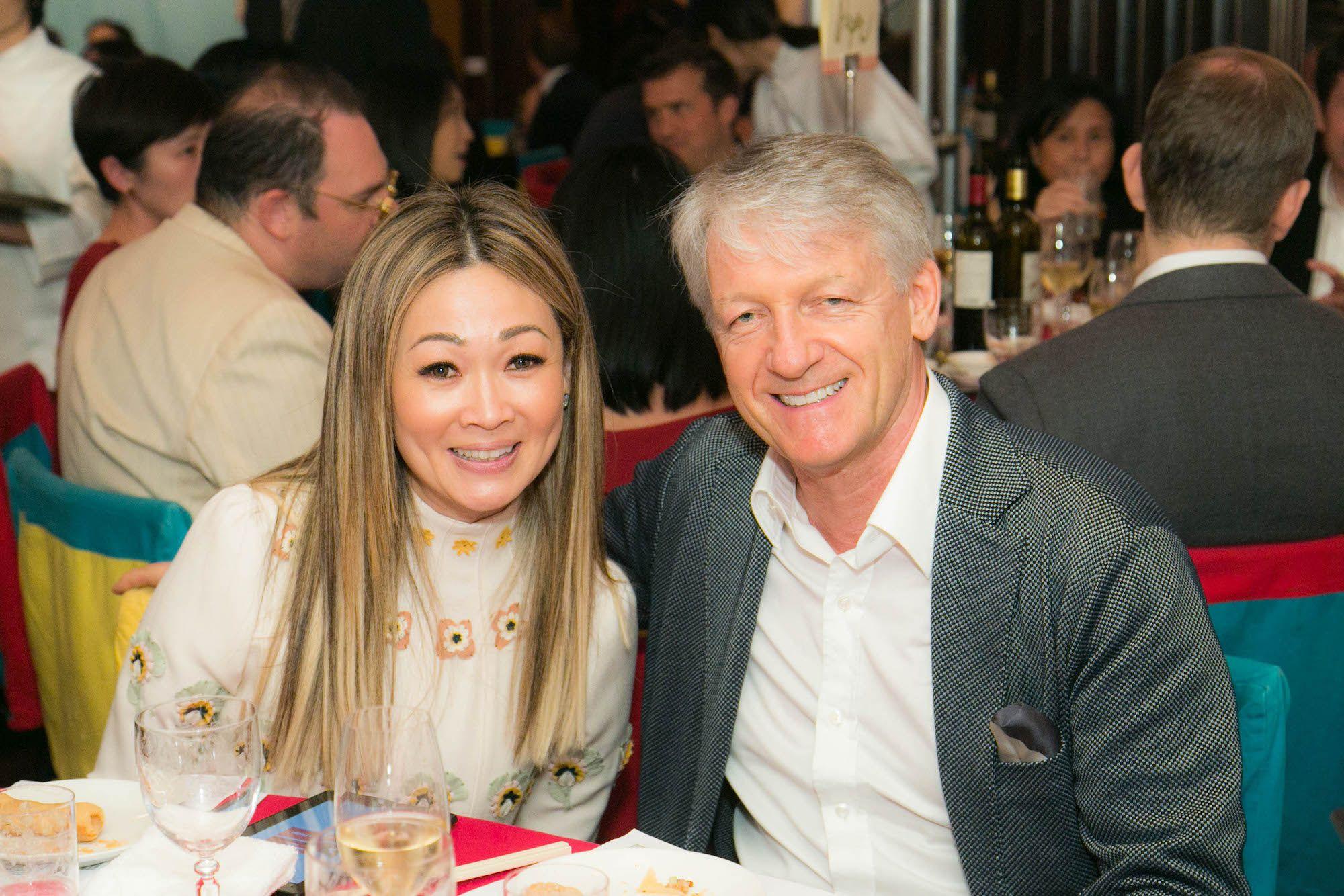 Cindy Chua, John Williamson