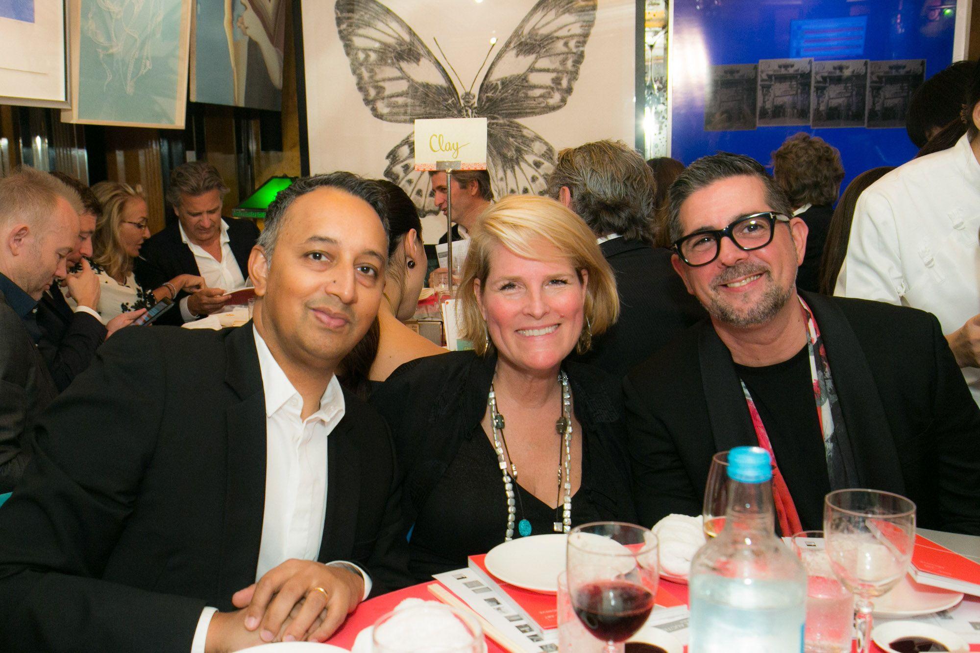 Darryl Goveas, Katie de Tilly, Francisco Anton-Serrano