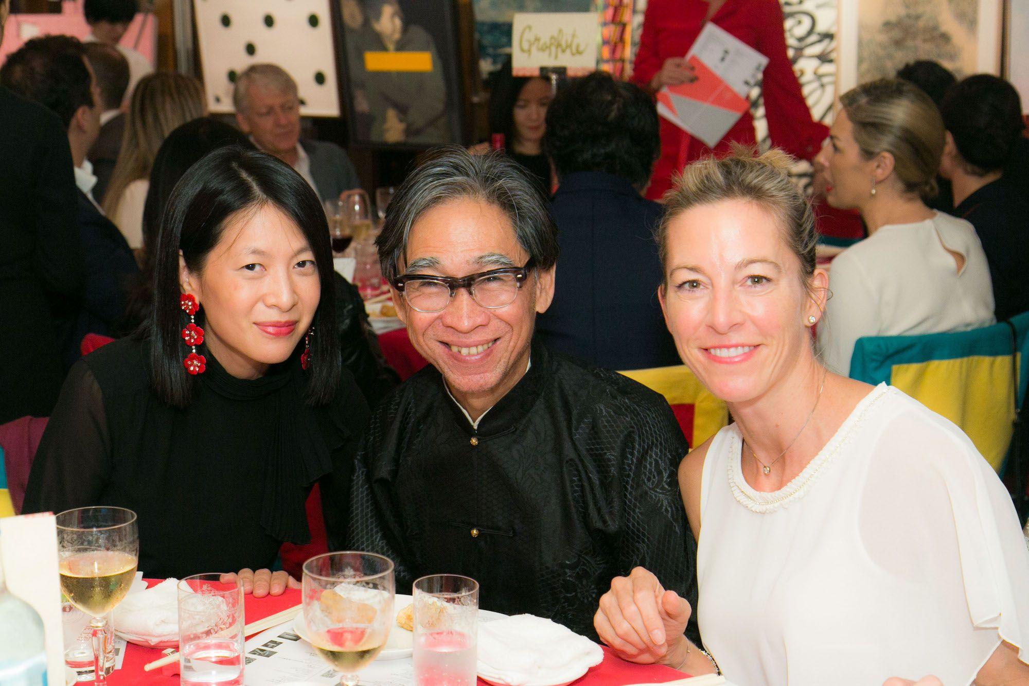 Elaine Ng, Johnson Chang Tsong-zung, Cordula Kotanko