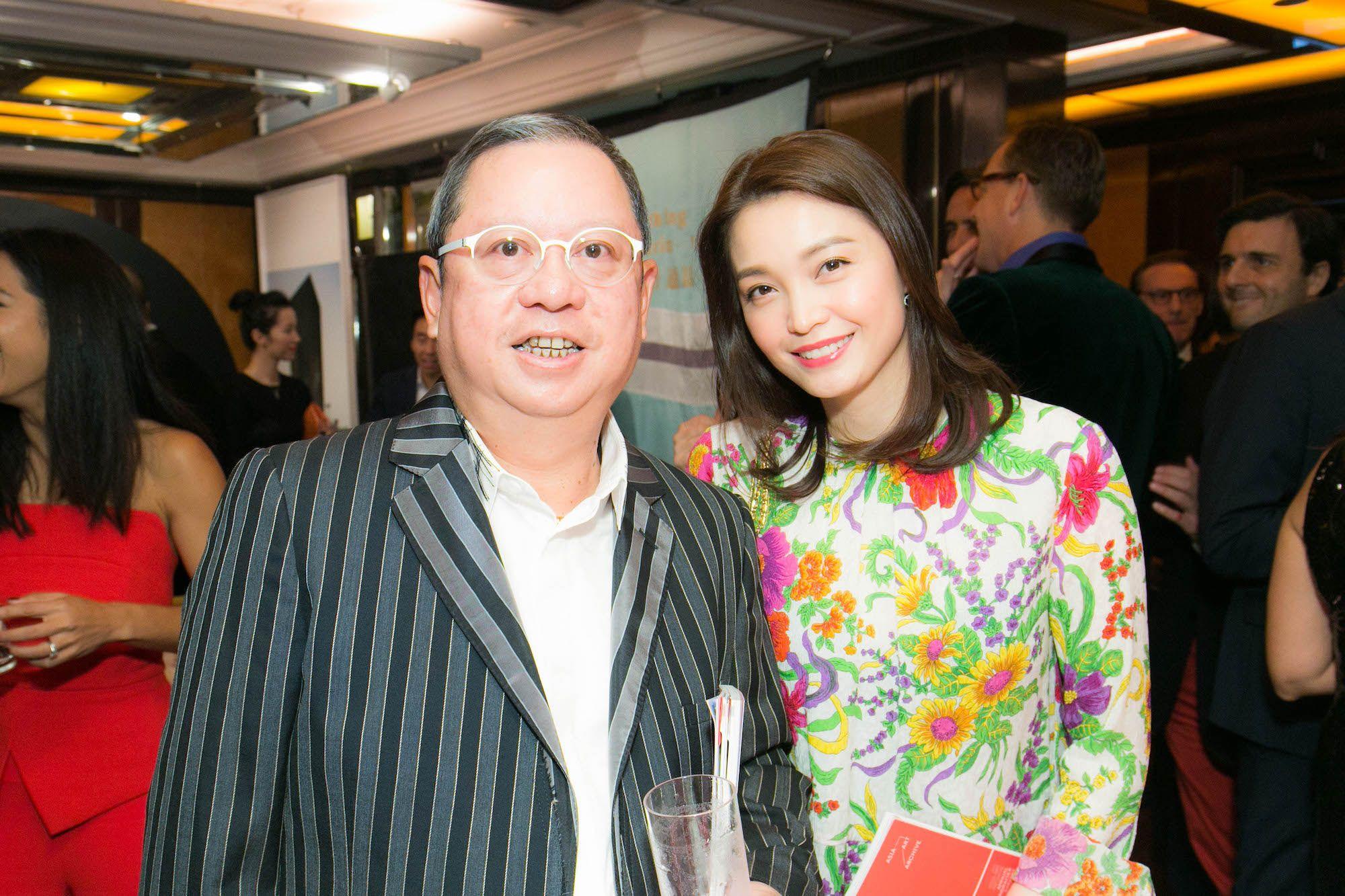 Peter Lam, Michelle Lam