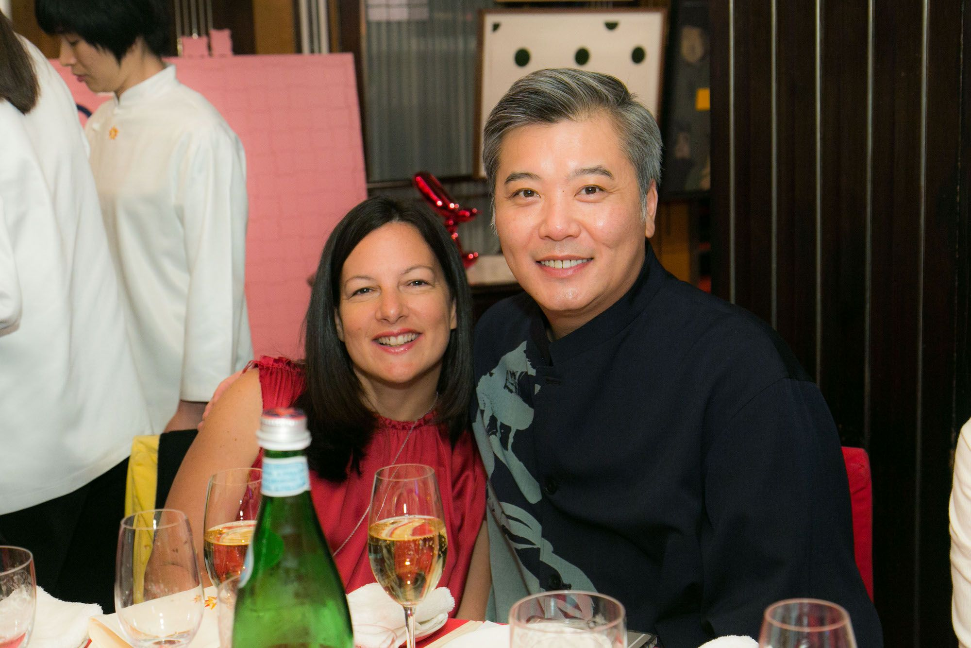 Stephanie Rault, Peter Cheung