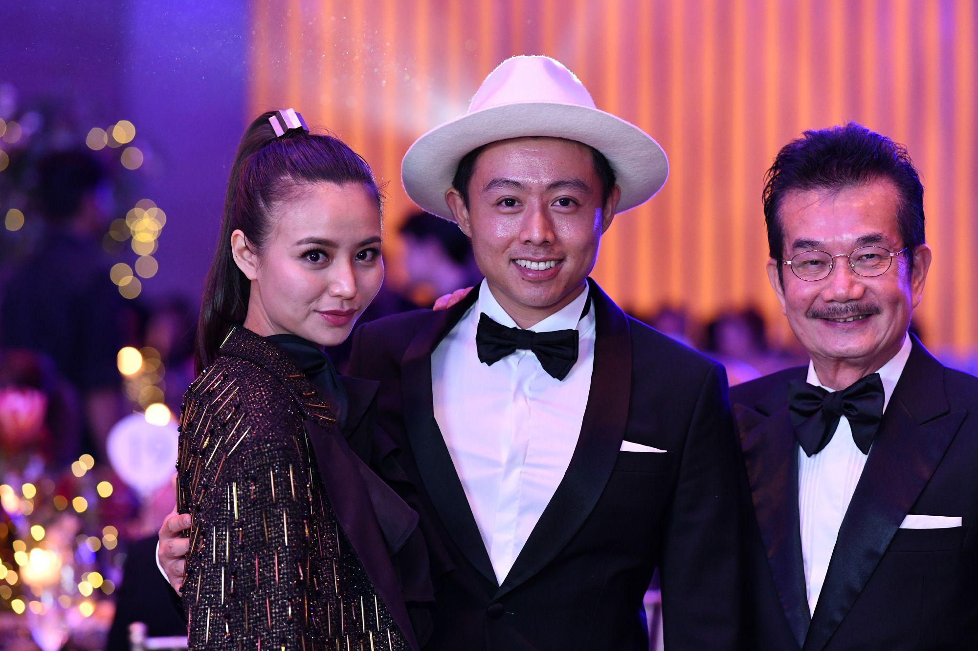 Cheryl Wee, Roy Fong, Chia Ngiang Hong
