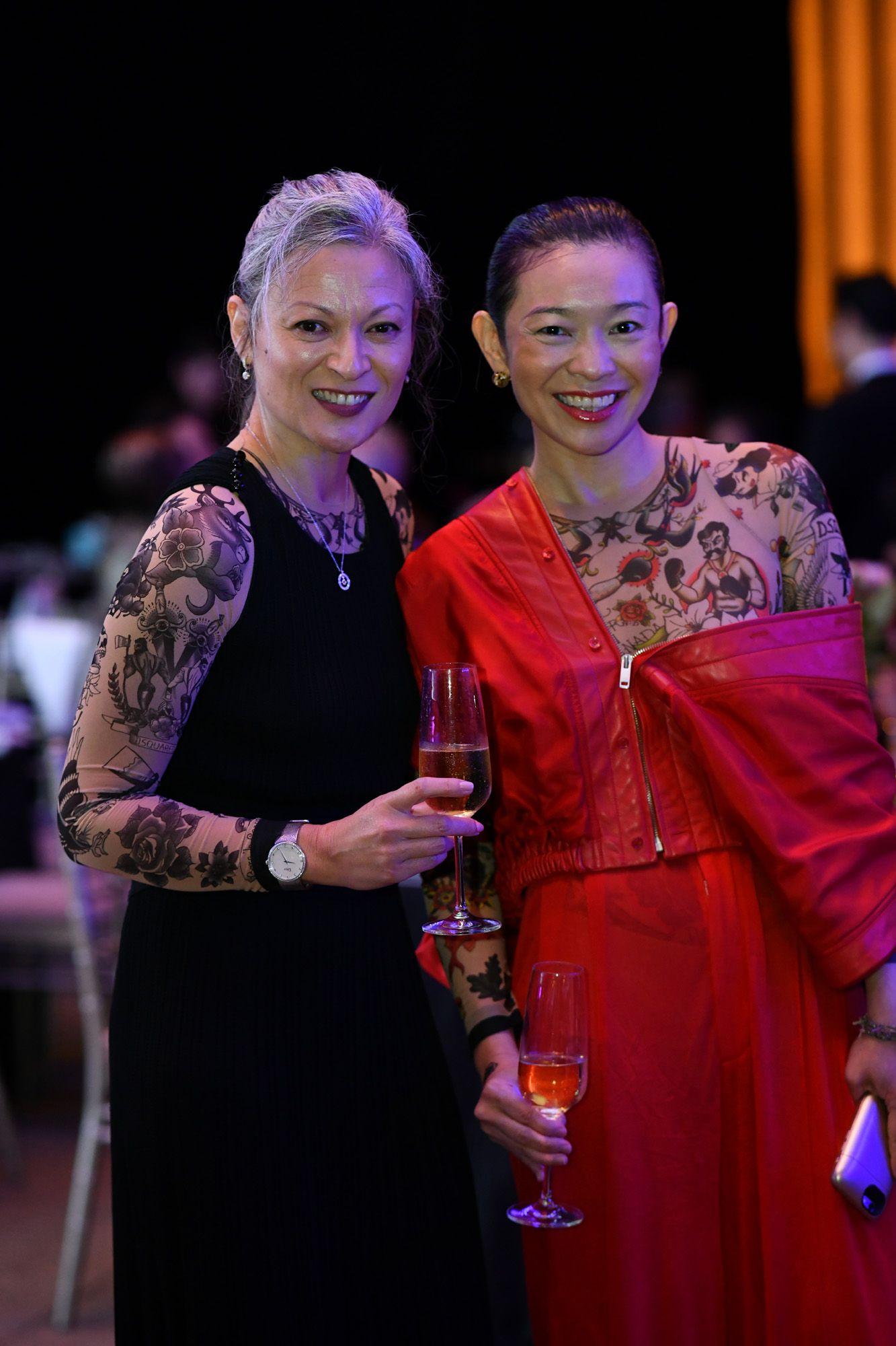 Margie Van Elten Blommaert, Lim Swee Lin