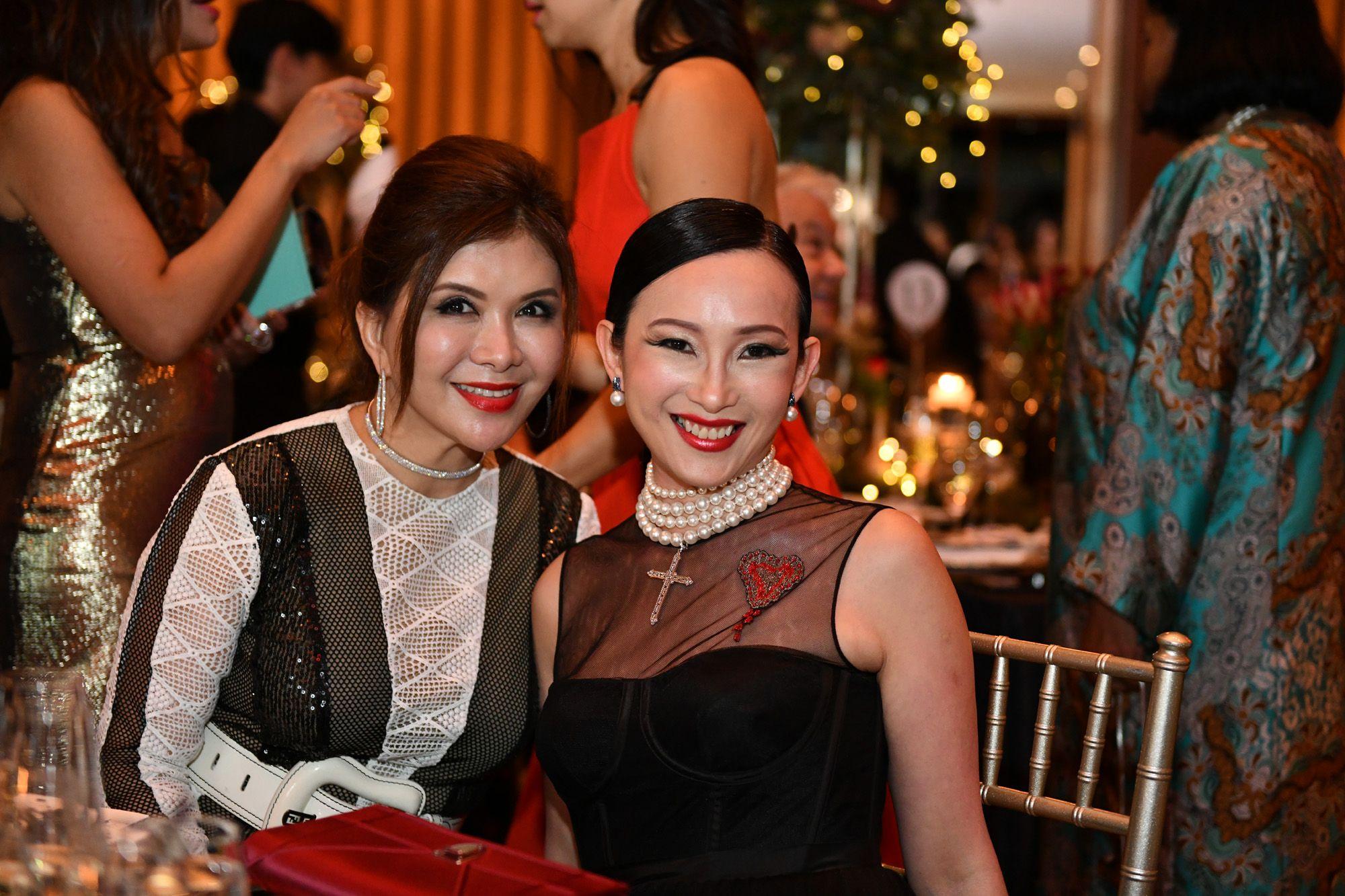 Belinda Chua, Caroline Low-Heah
