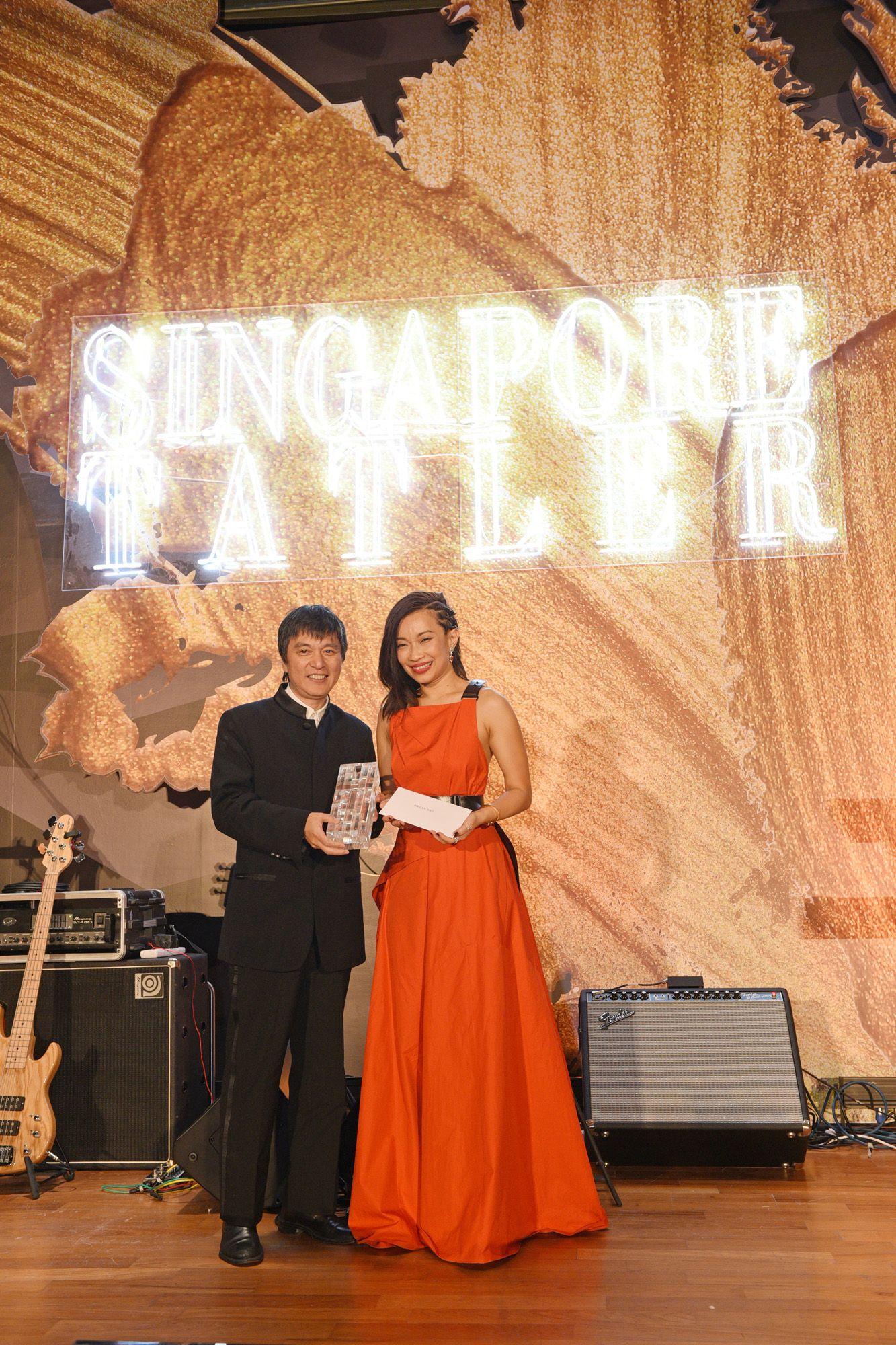 Lan Shui, Corinne Ng