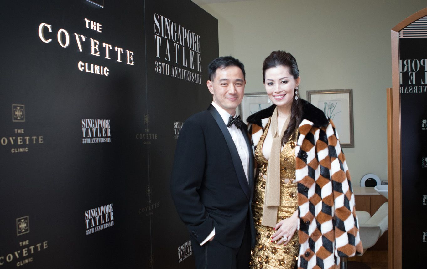 Benjamin Kim, Serene Tan